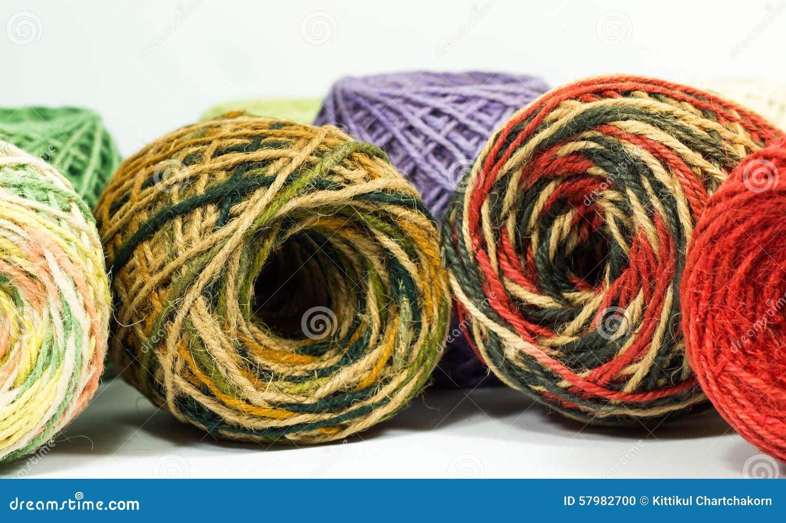 Hemp Rope Texture For Handicraft Stock Photo Image Of Yarn Concept 57982700