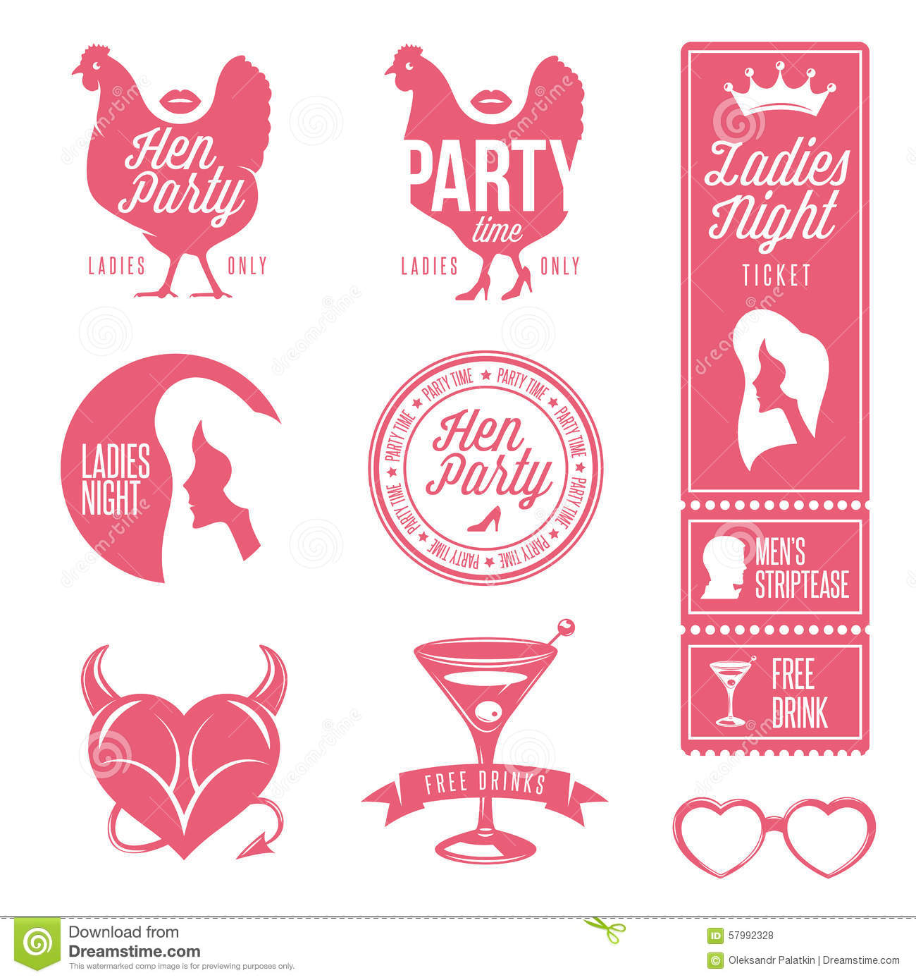 Girls Night Out Invitation as best invitations template