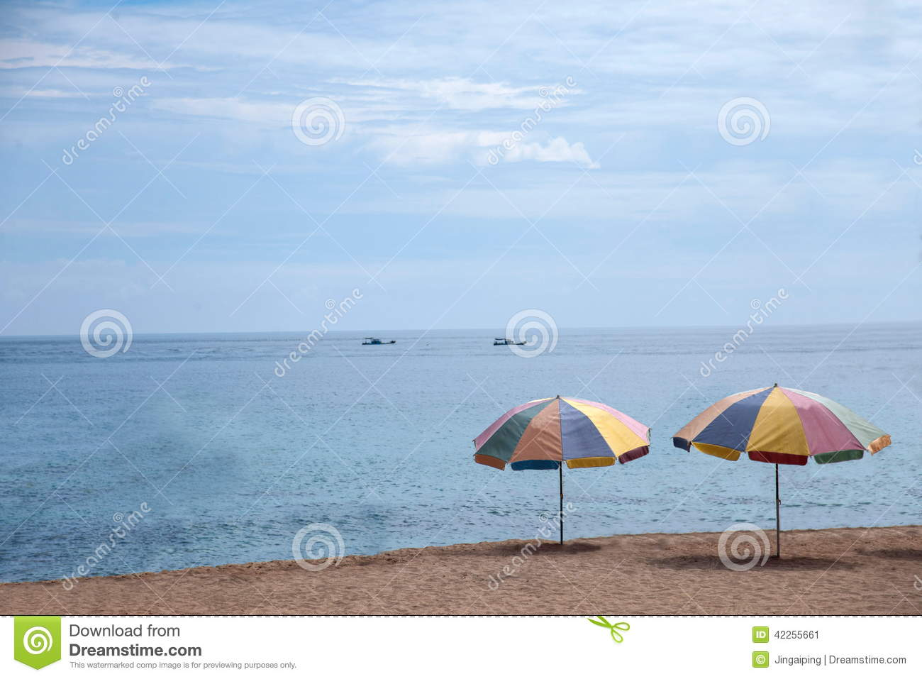 Hengchun Peninsula The Southernmost Island Of Taiwan Kenting National Park White Haven Beach Umbrellas Stock Image Image Of Attractions Natural 42255661