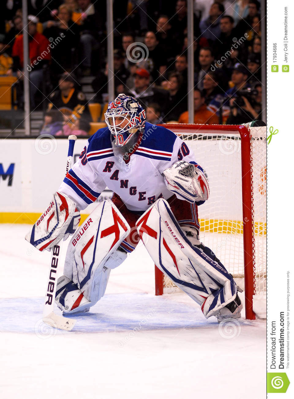 Henrik Lundqvist New York Rangers Editorial Photo Image Of Save