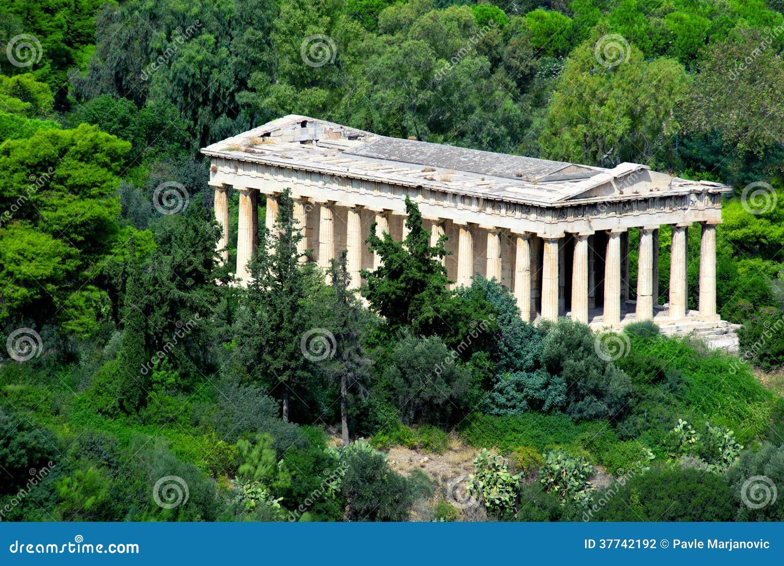 Hephaestus świątynia