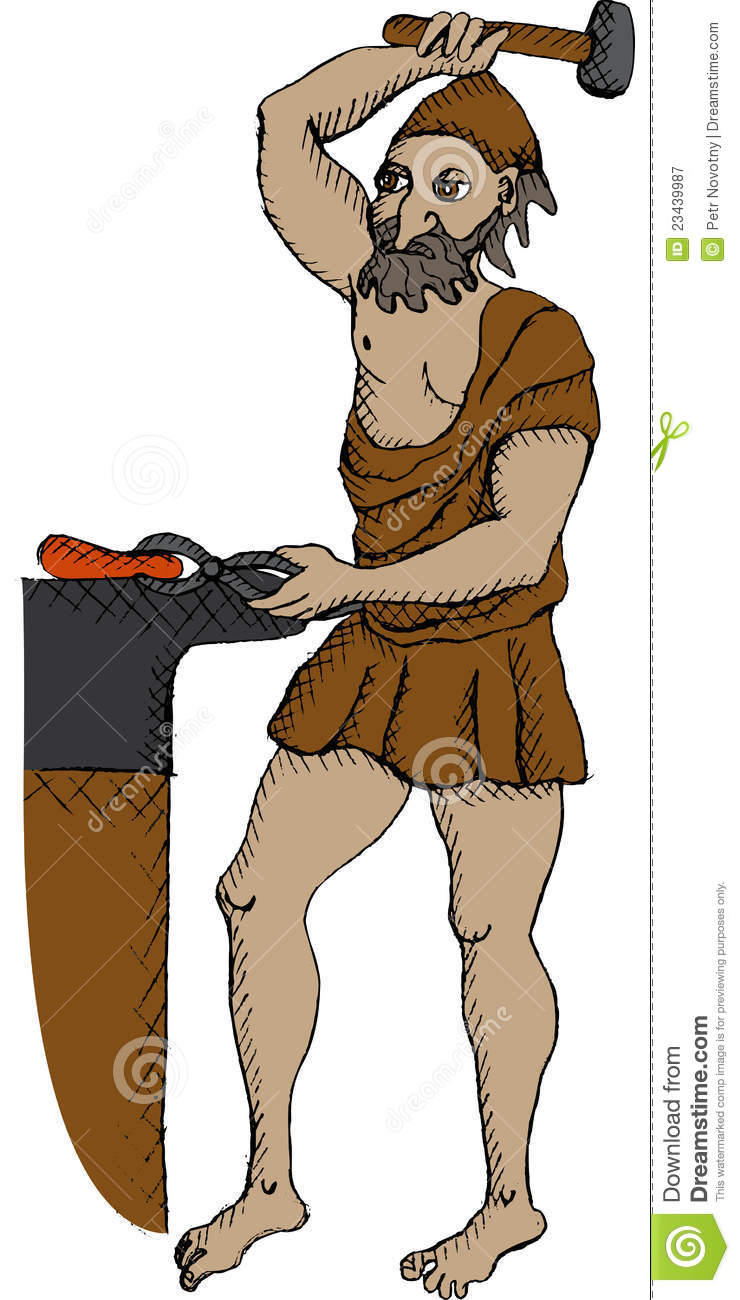 Displaying 18> Images For - Hephaestus Clipart...