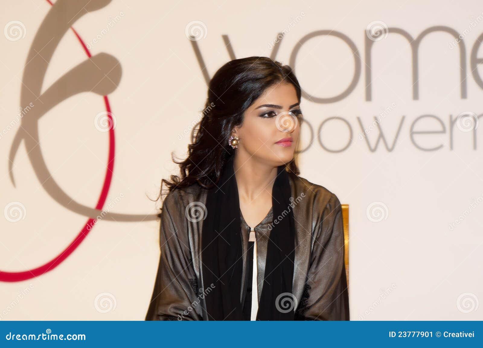 Her Highness Princess Ameerah Al Taweel Editorial Photo ... Prince Alwaleed Bin Talal Wife Amira