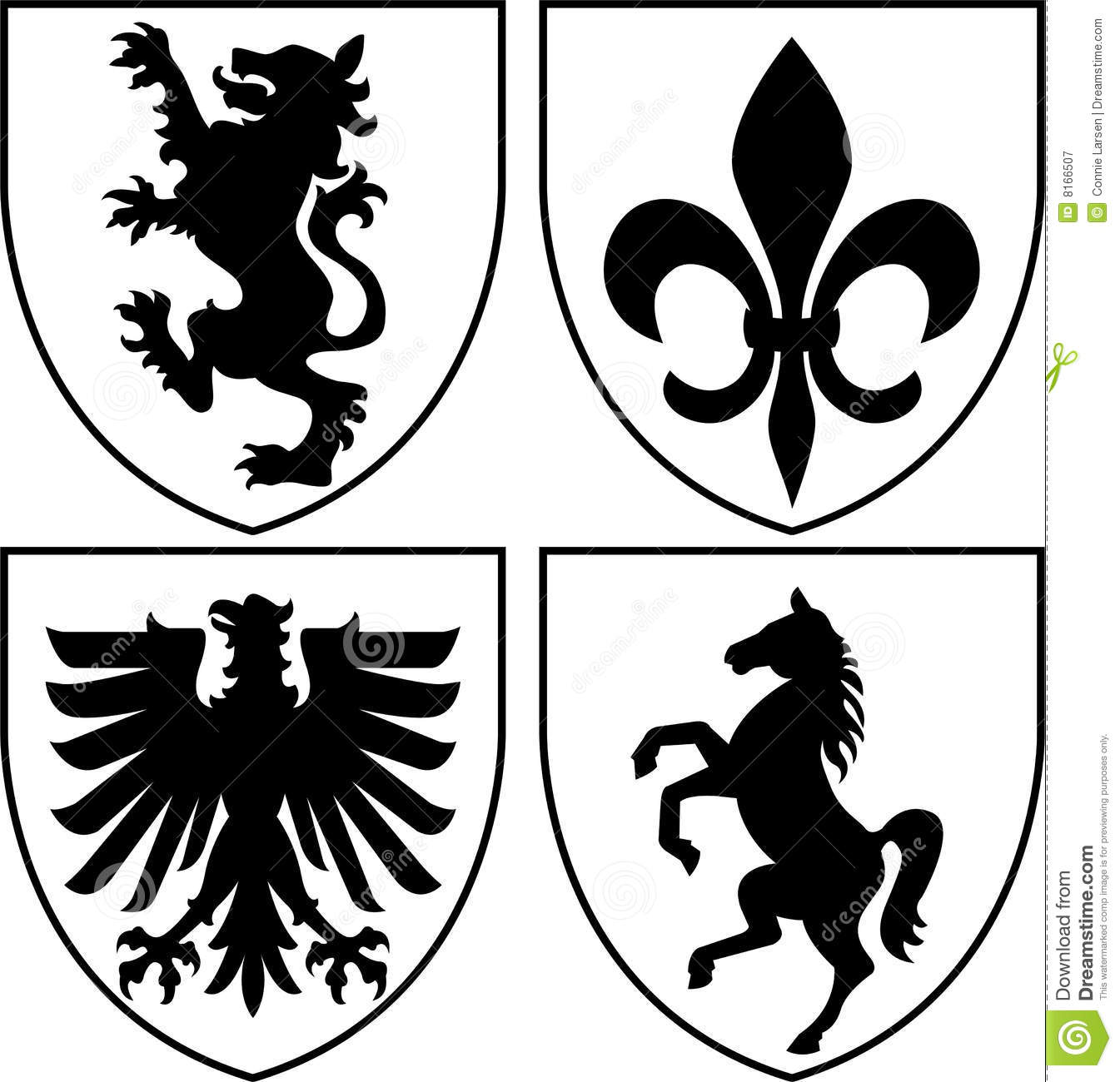 Family Crests Symbols Choice Image Meaning Of Text Symbols