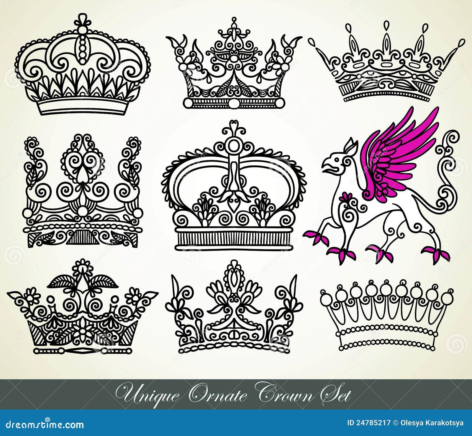 Heraldic Crown Royalty Free Stock Photography Image