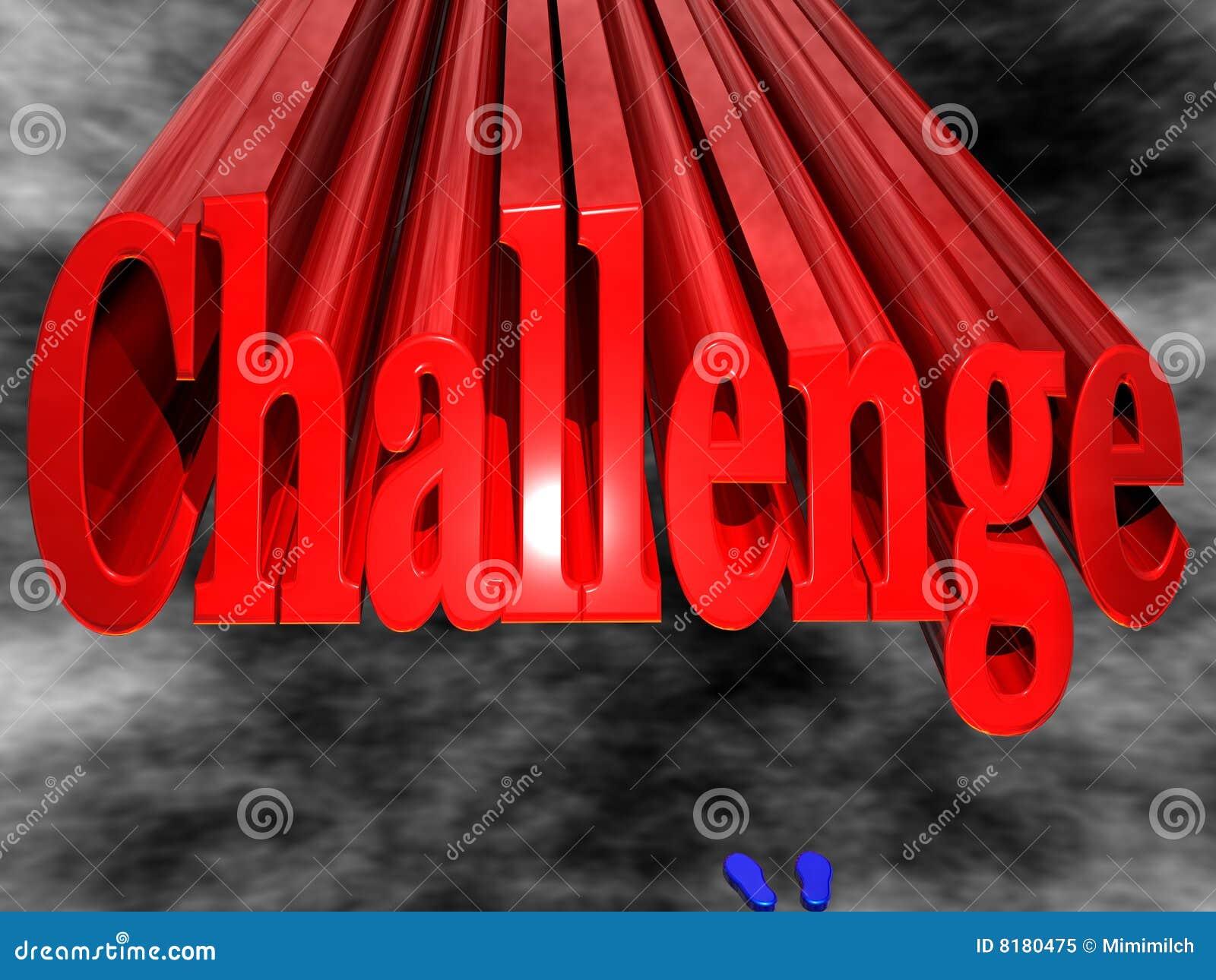 Herausforderung