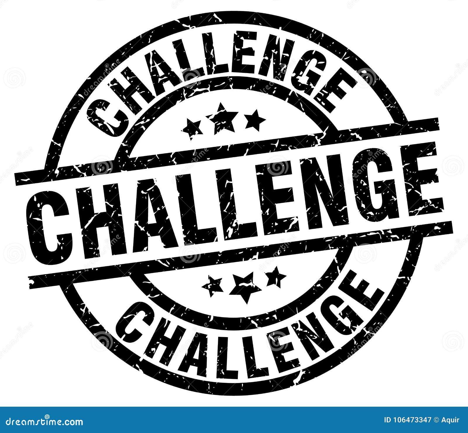 Herausforderungsstempel