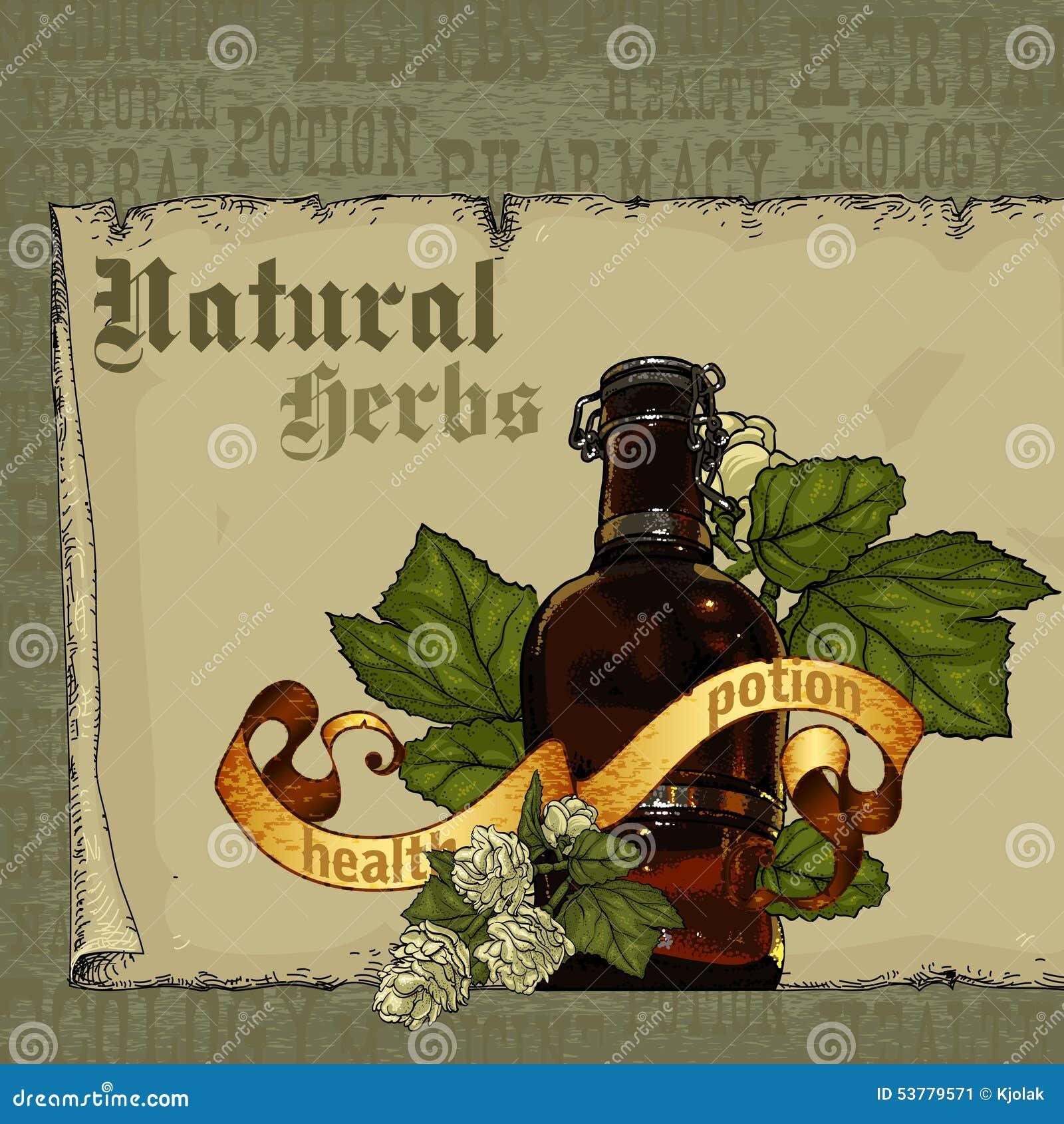 Herb naturalnych