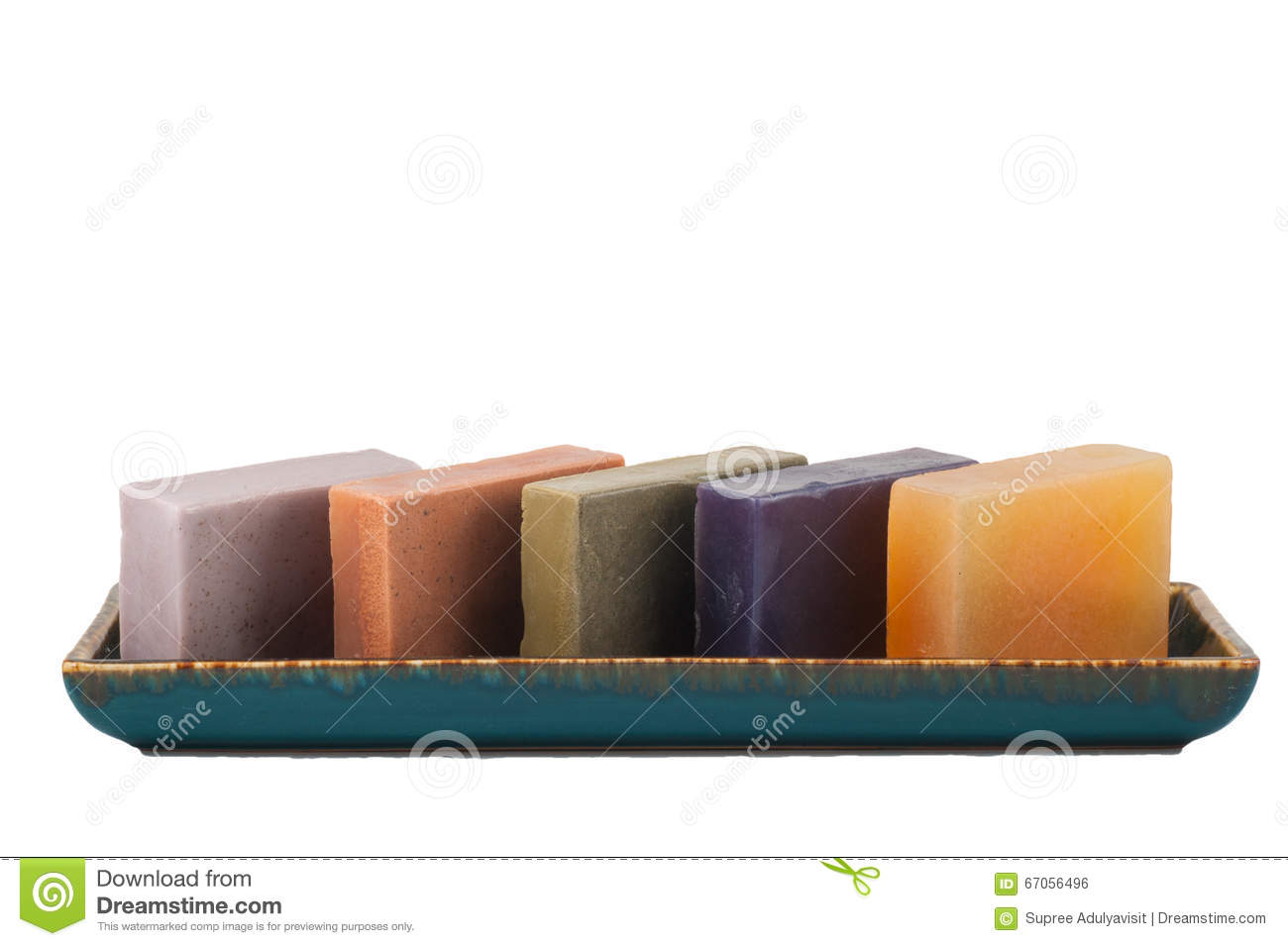 Herb soaps
