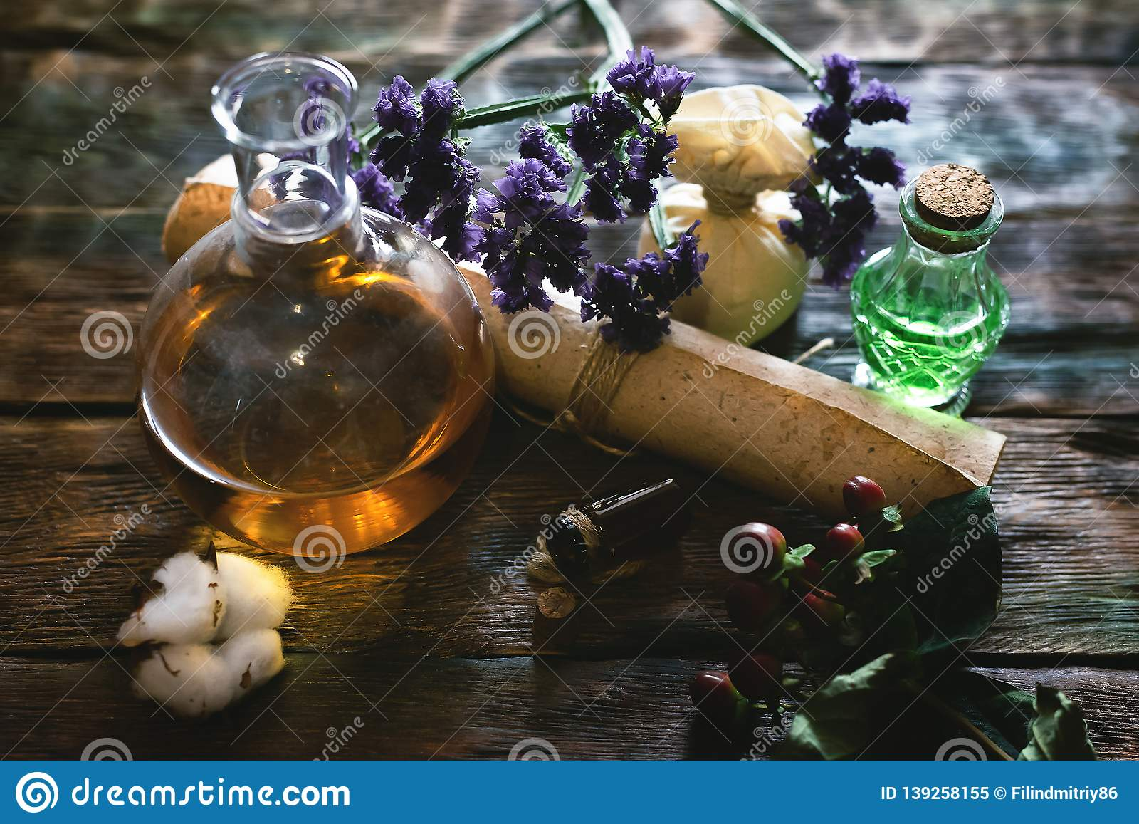 Witch doctor  stock image  Image of healer, druid, herbal