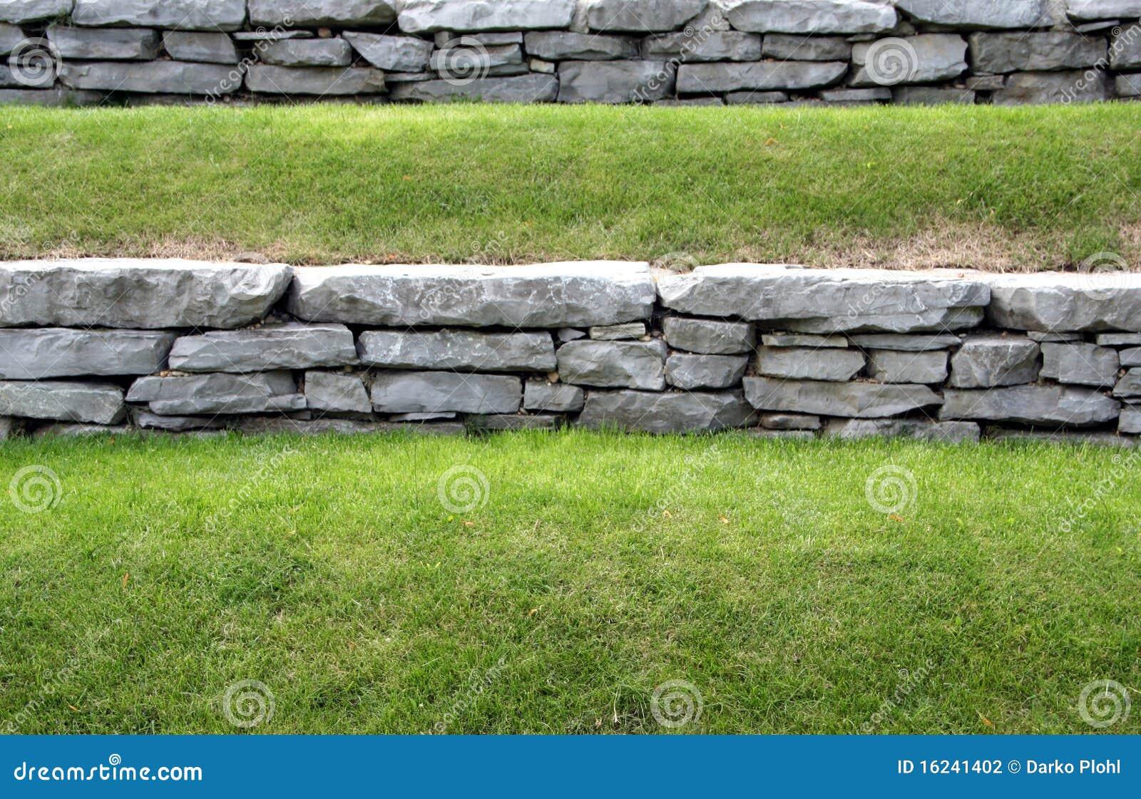 herbe en terrasse photographie stock image 16241402. Black Bedroom Furniture Sets. Home Design Ideas