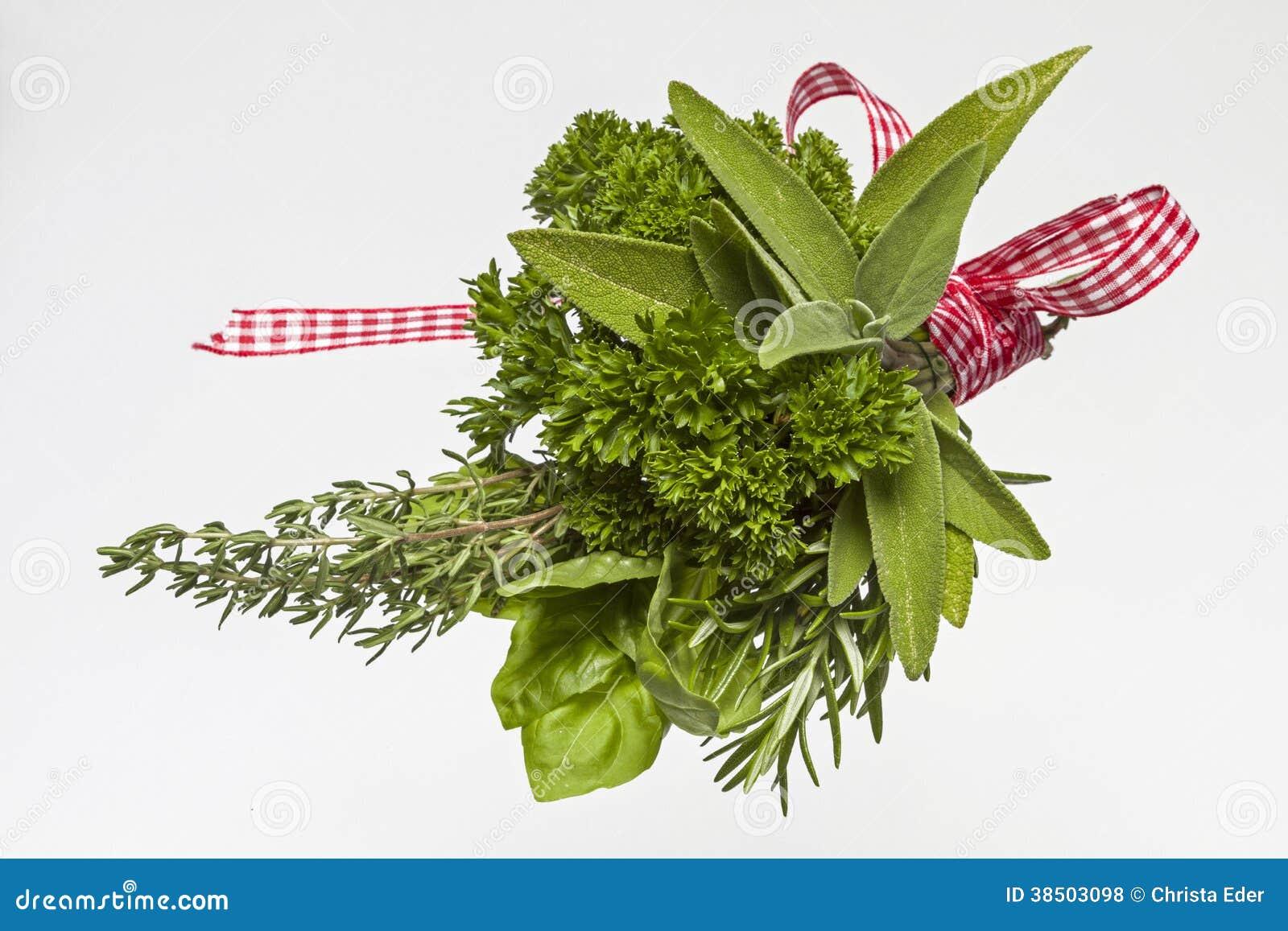 Herbes de cuisine photo stock image du sain aromatique - Herbe aromatique cuisine ...