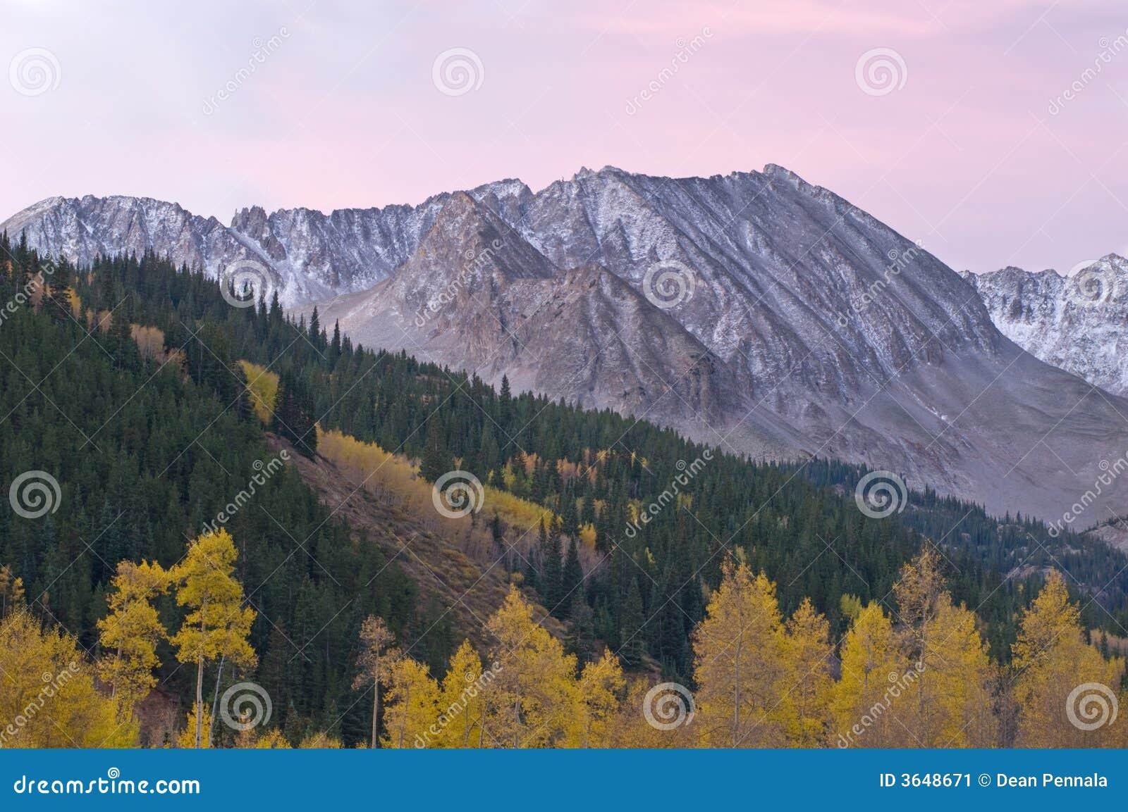 Herbst Aspen, Kolorado