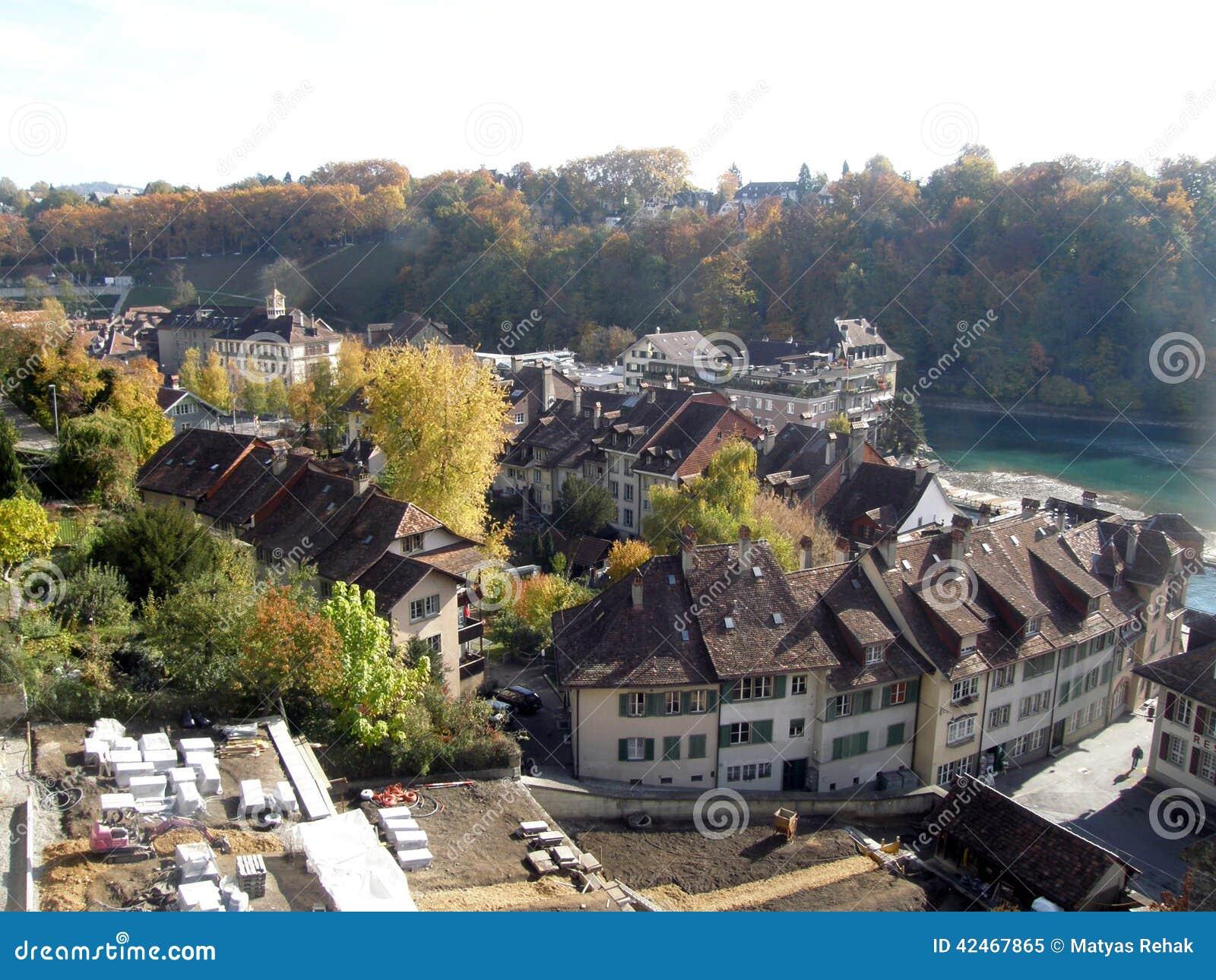 Herbst in Bern