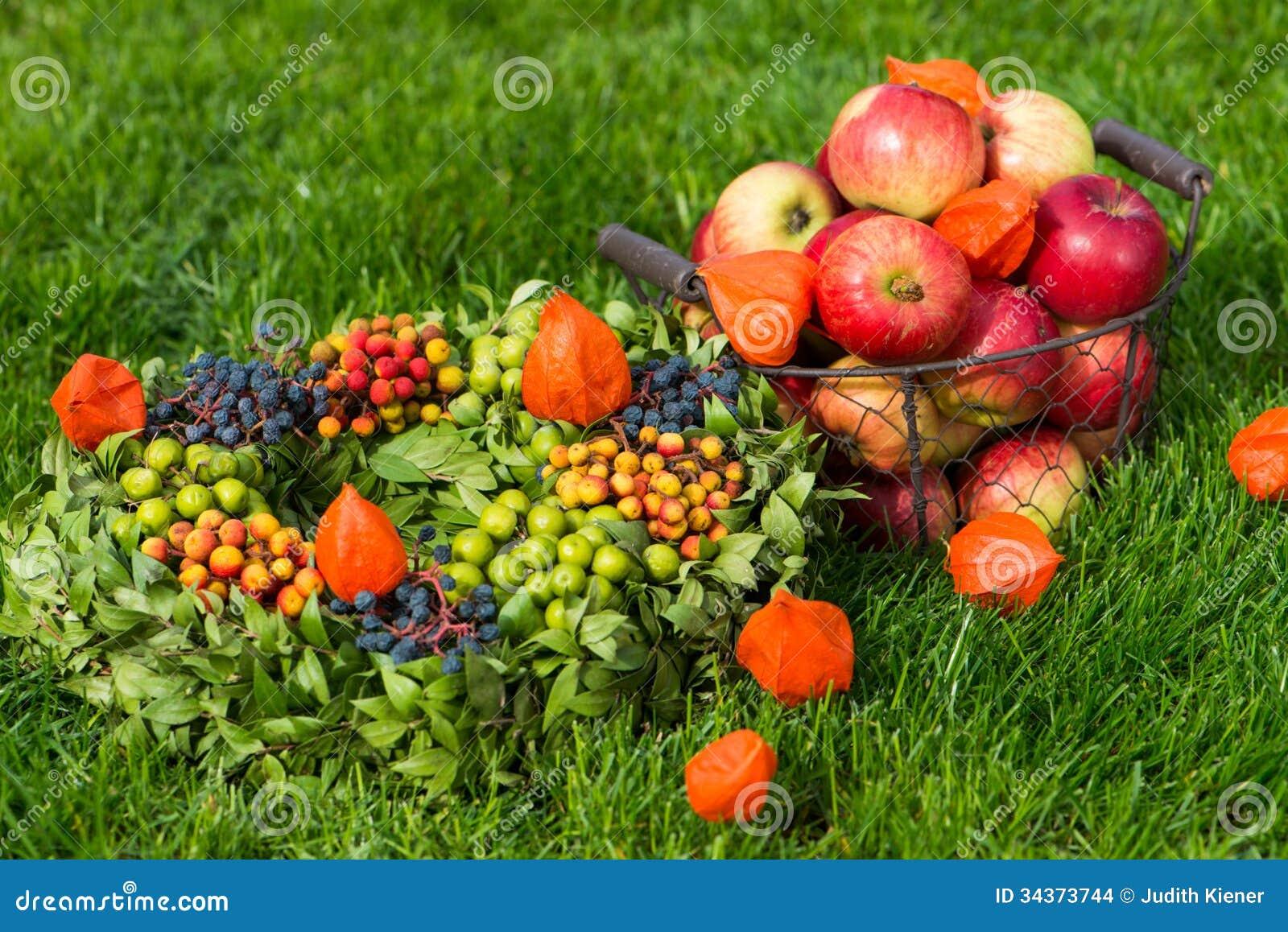 Herbst dekoration stockbilder bild 34373744 for Dekoration herbst