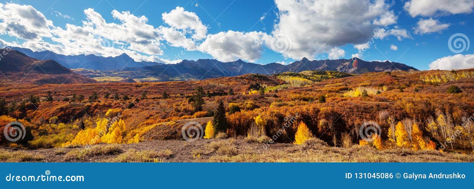 Herbst in Kolorado
