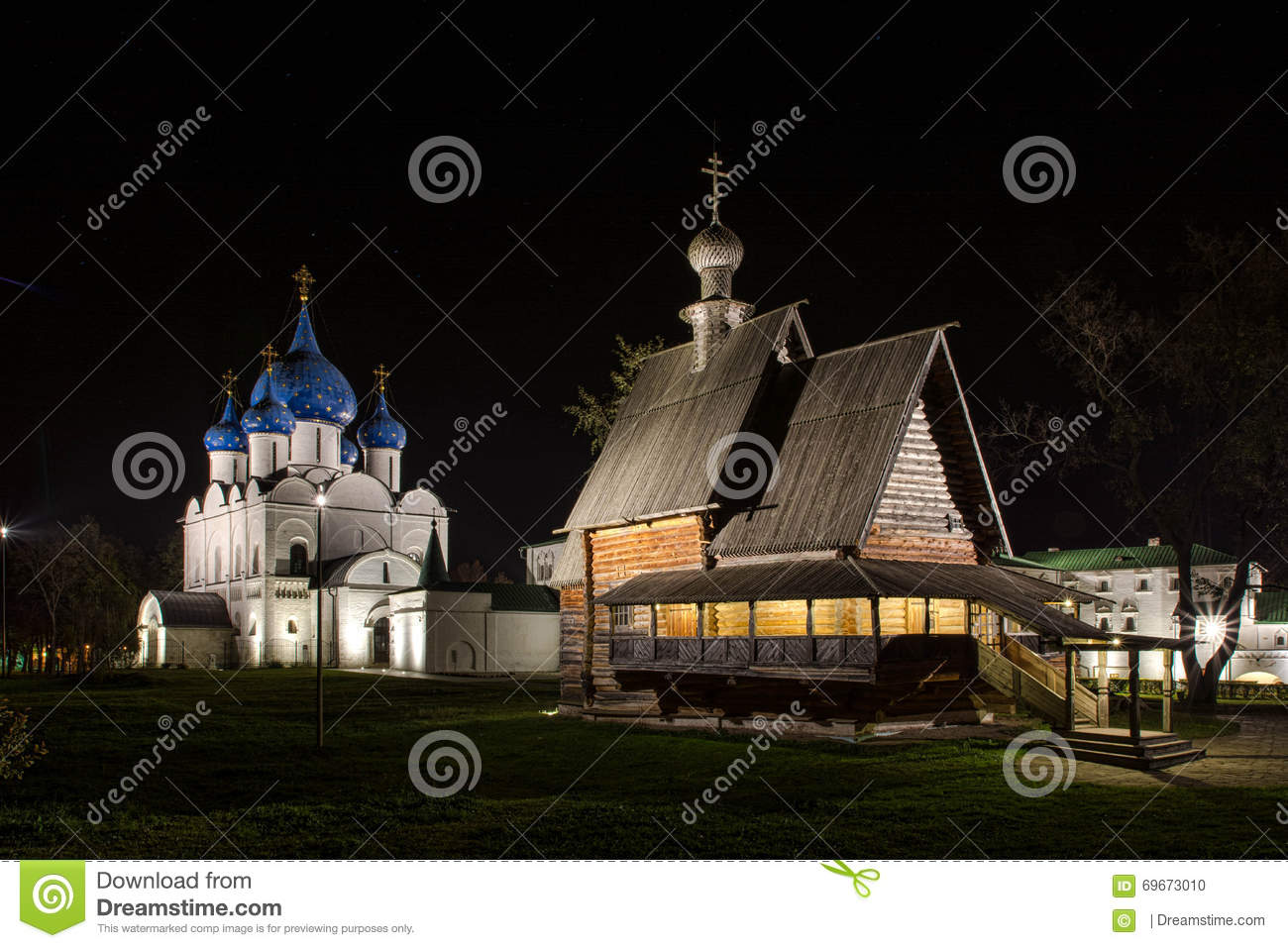 Herbst in Suzdal