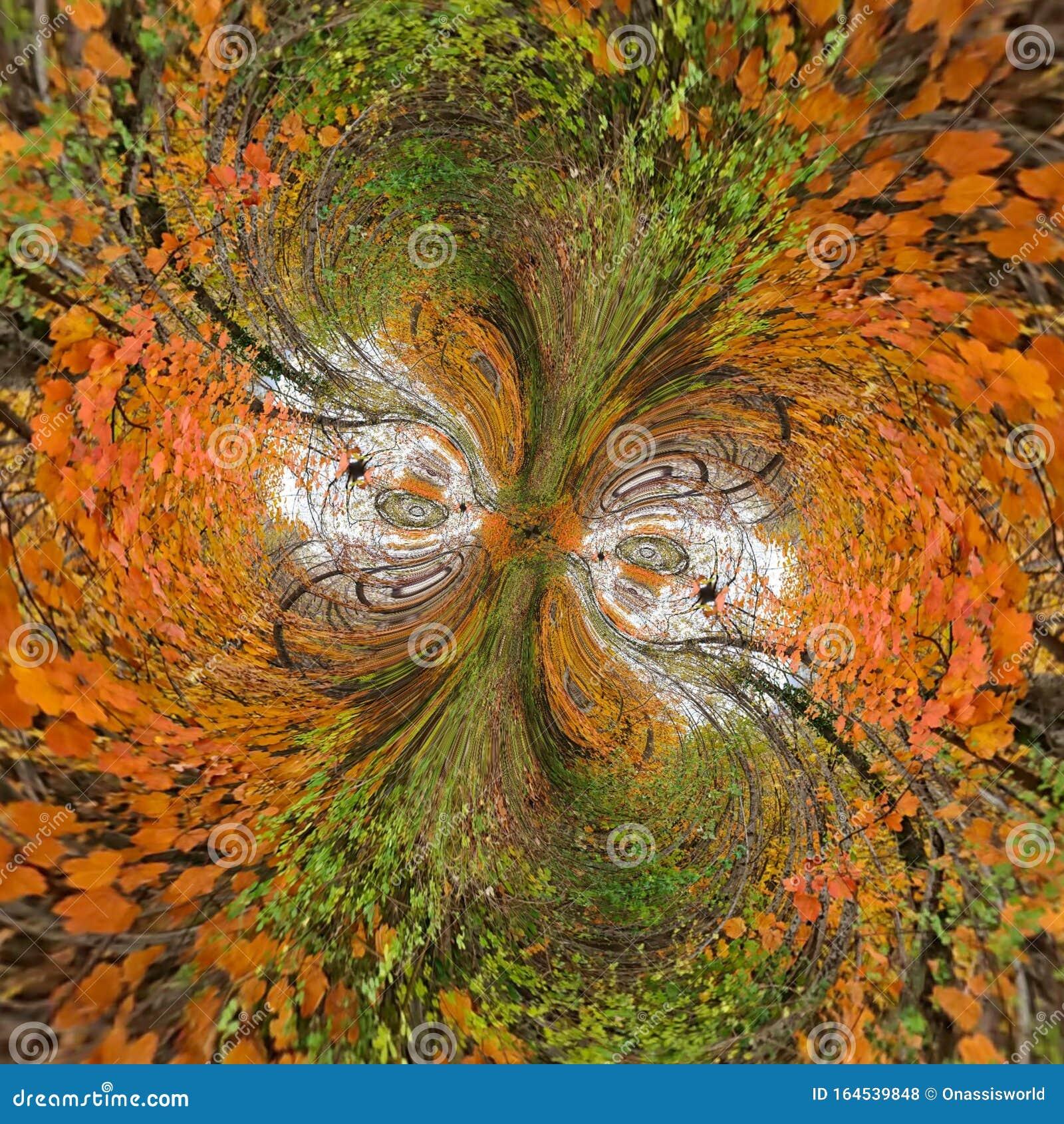 Herbst Winter Natur Goldener Wald Abstrakte Kunst Dichtung Und Musik Stock Abbildung Illustration Von Golden Herbst 164539848