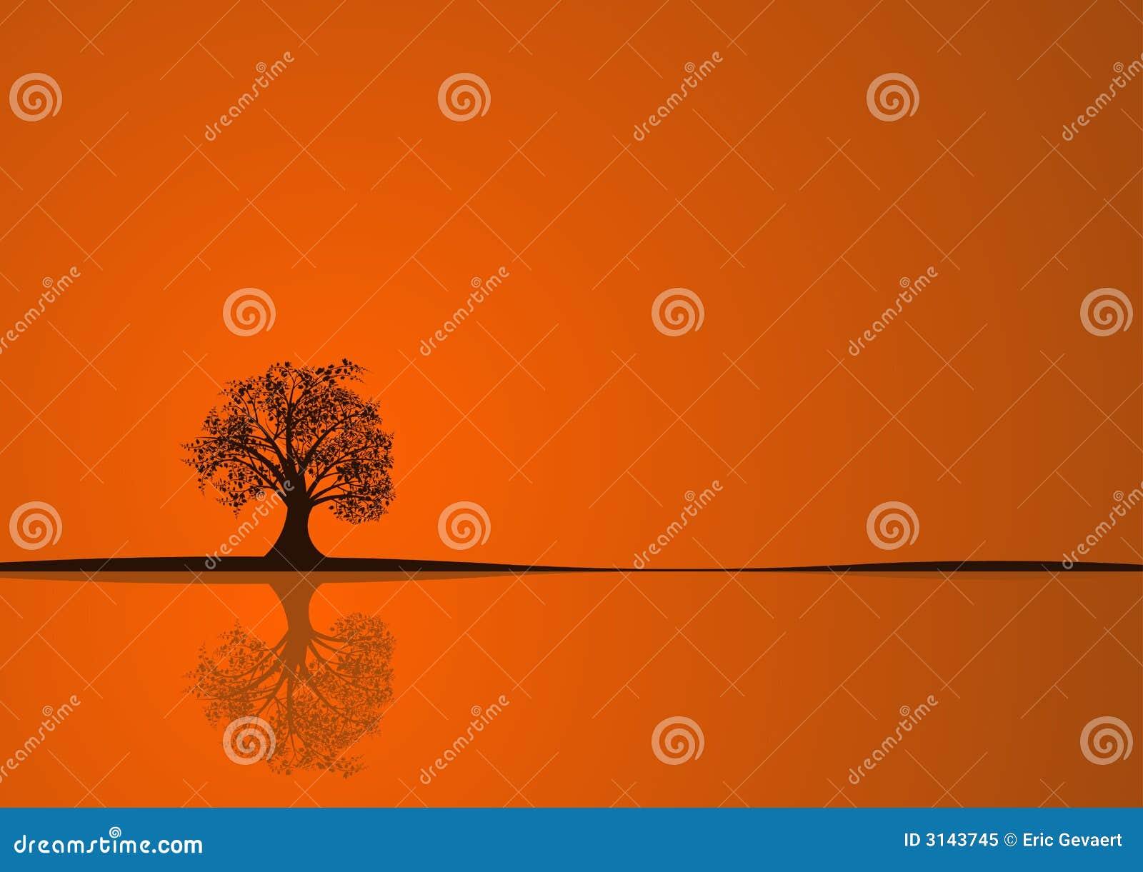 Herbstbaumauslegung