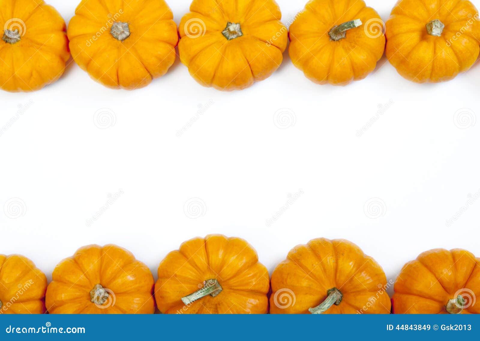 Herbstkürbis-Danksagungshintergrund