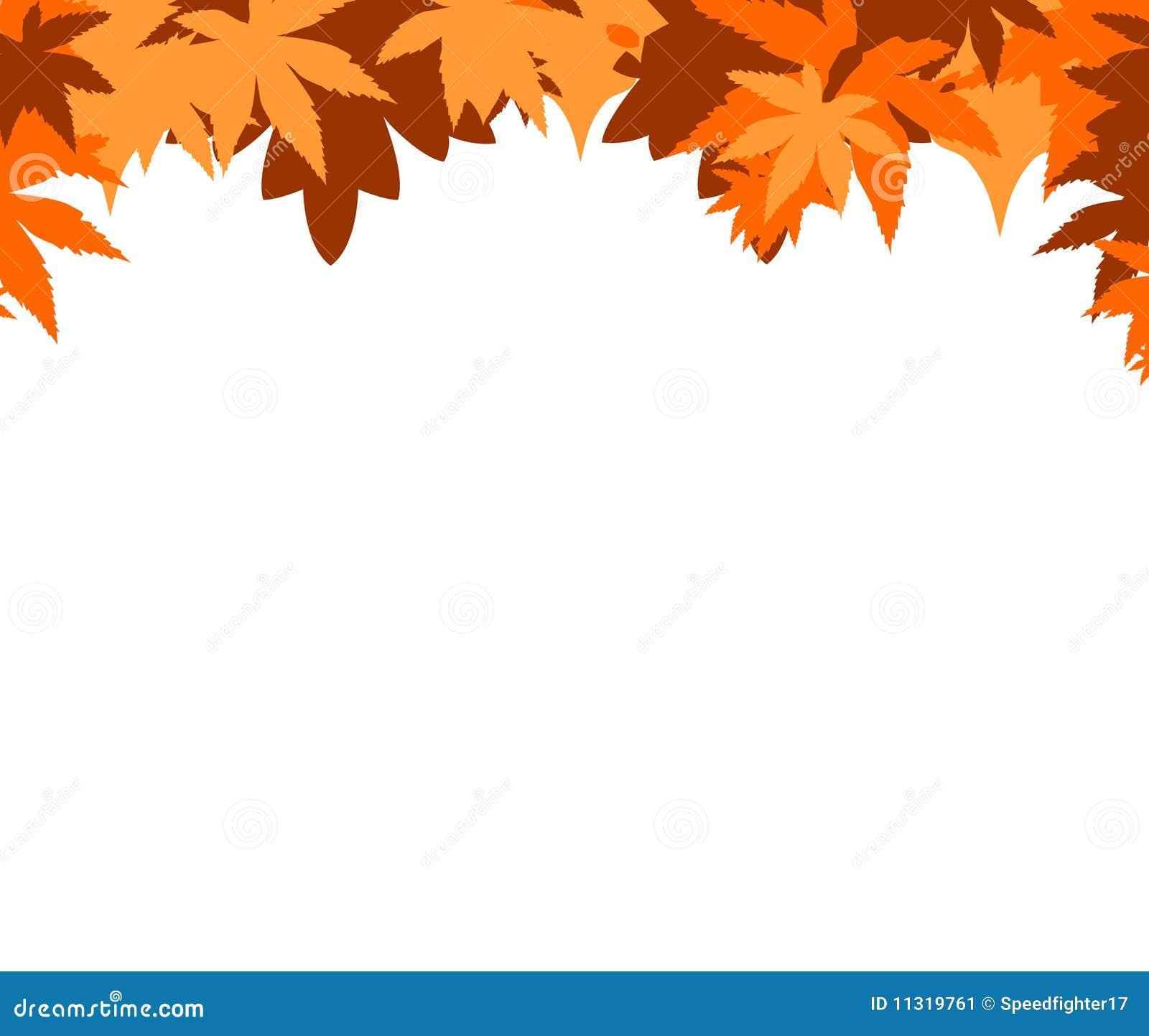 Herbstlicher Rand
