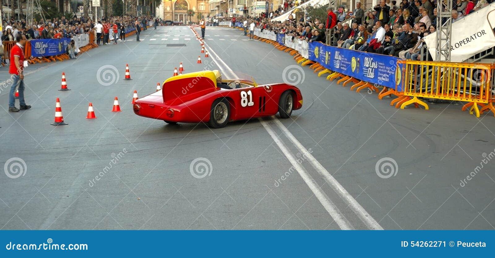 Herdenking van de Grand Prixstad van Bari