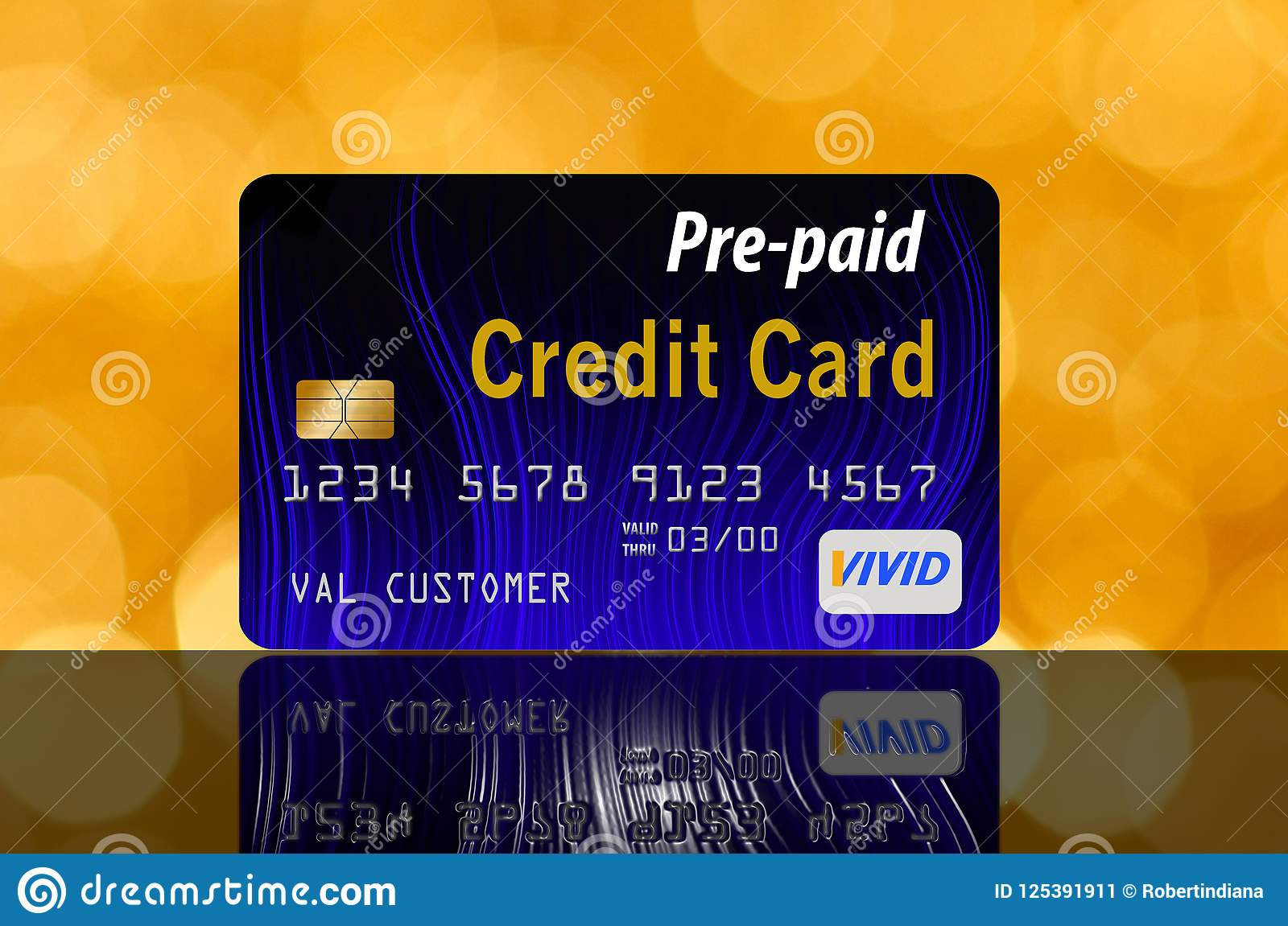 Prepaid Credit Card >> Here Is A Rechargeable Refillable Prepaid Credit Card