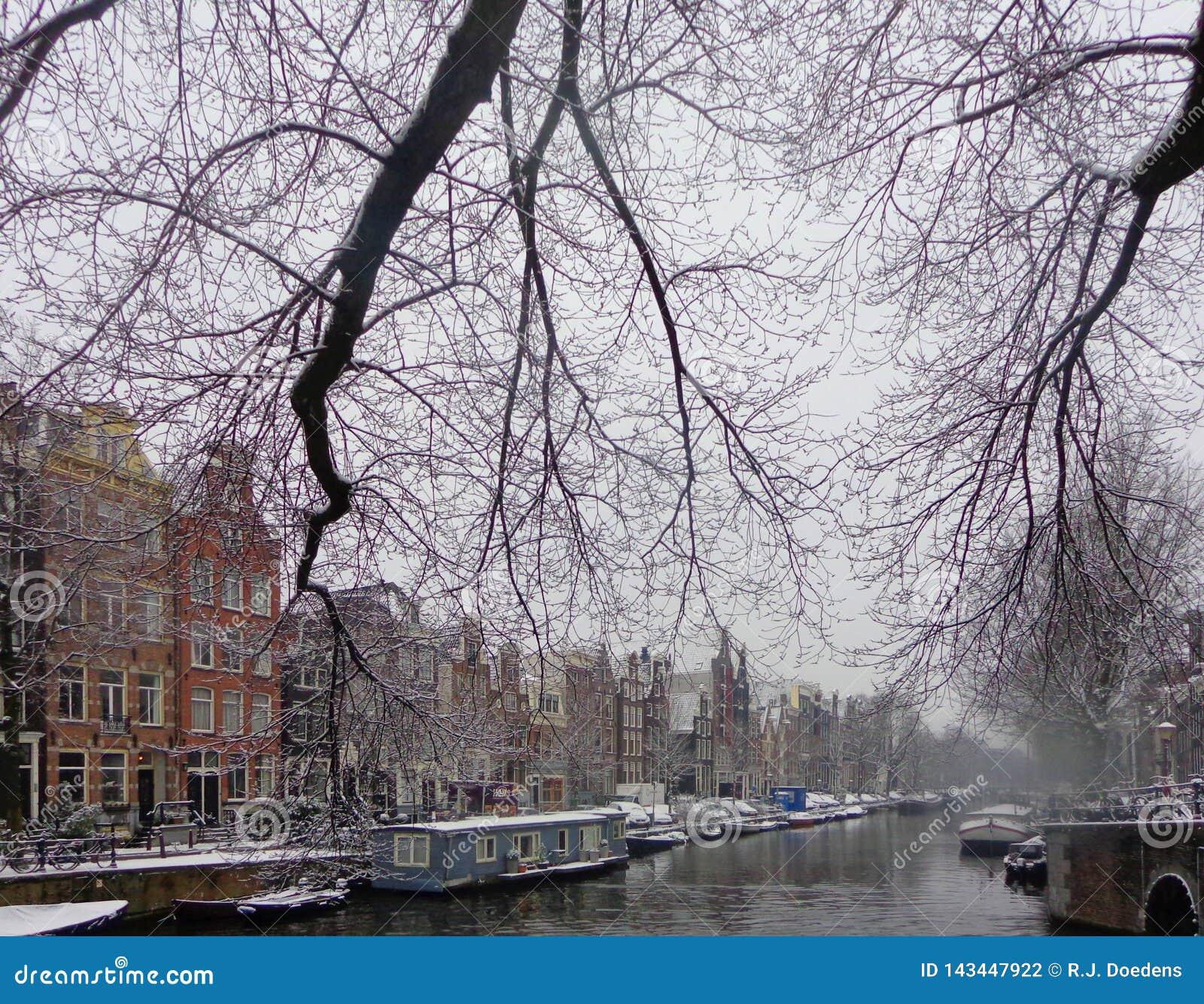 Herengracht Амстердам