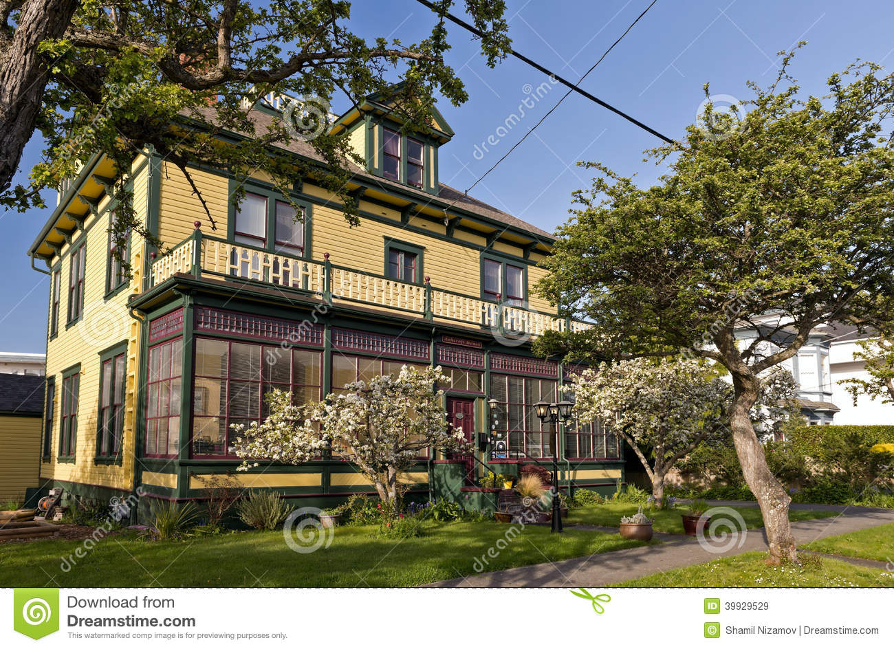 Heritage house editorial stock image image of homestead for Bed and breakfast area riservata