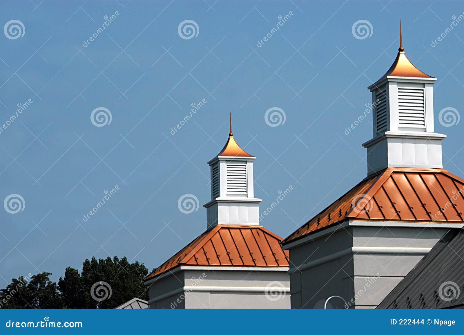 Hermane las cúpulas
