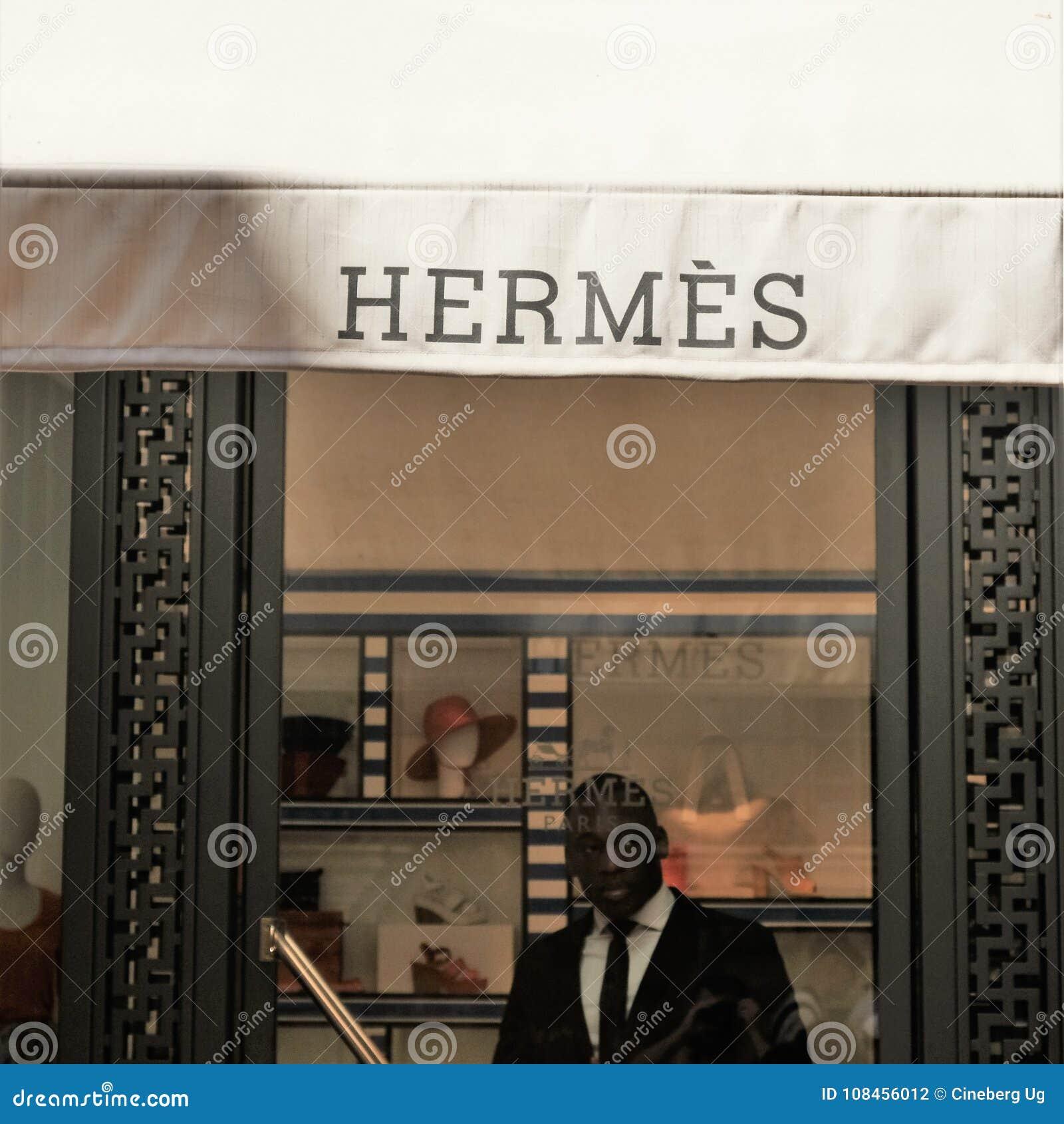 Hermes almacena