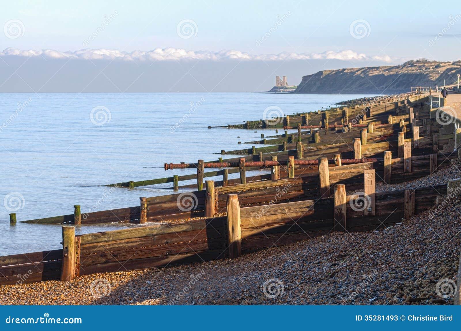 Herne-Bucht, Kent, Großbritannien