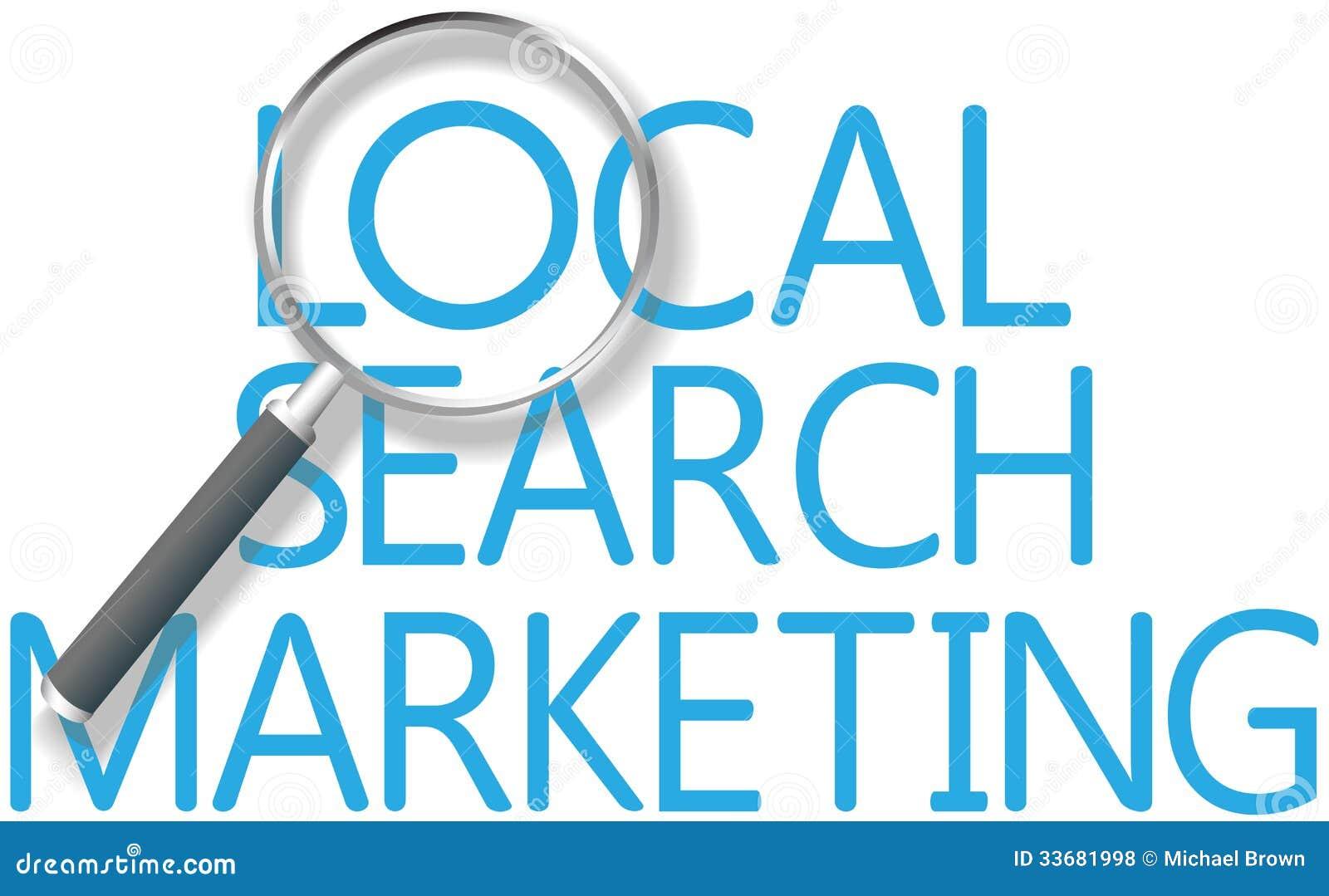 Herramienta de márketing local de la búsqueda del hallazgo