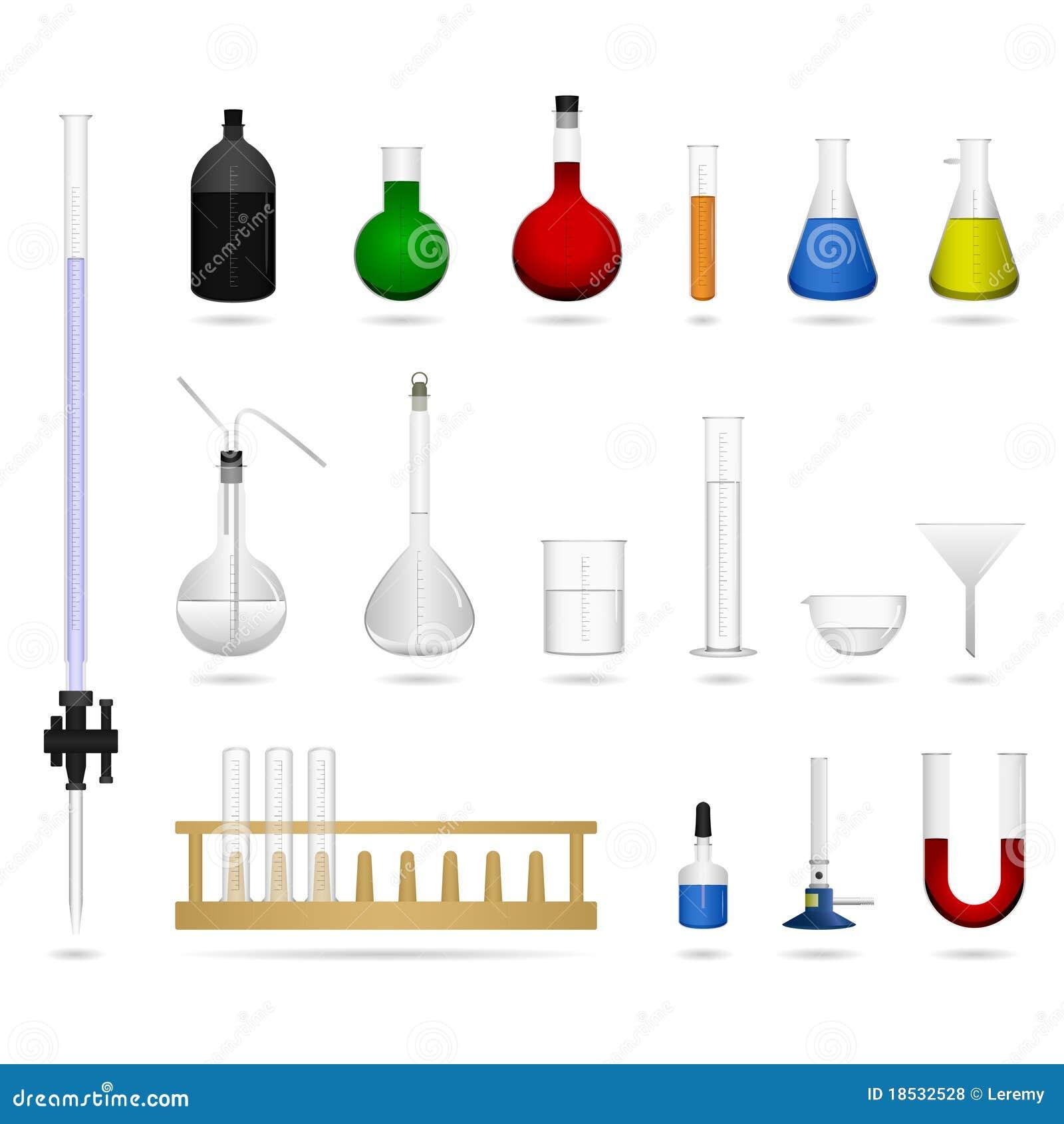 Herramienta del equipo de laboratorio de ciencia for Equipos de laboratorio