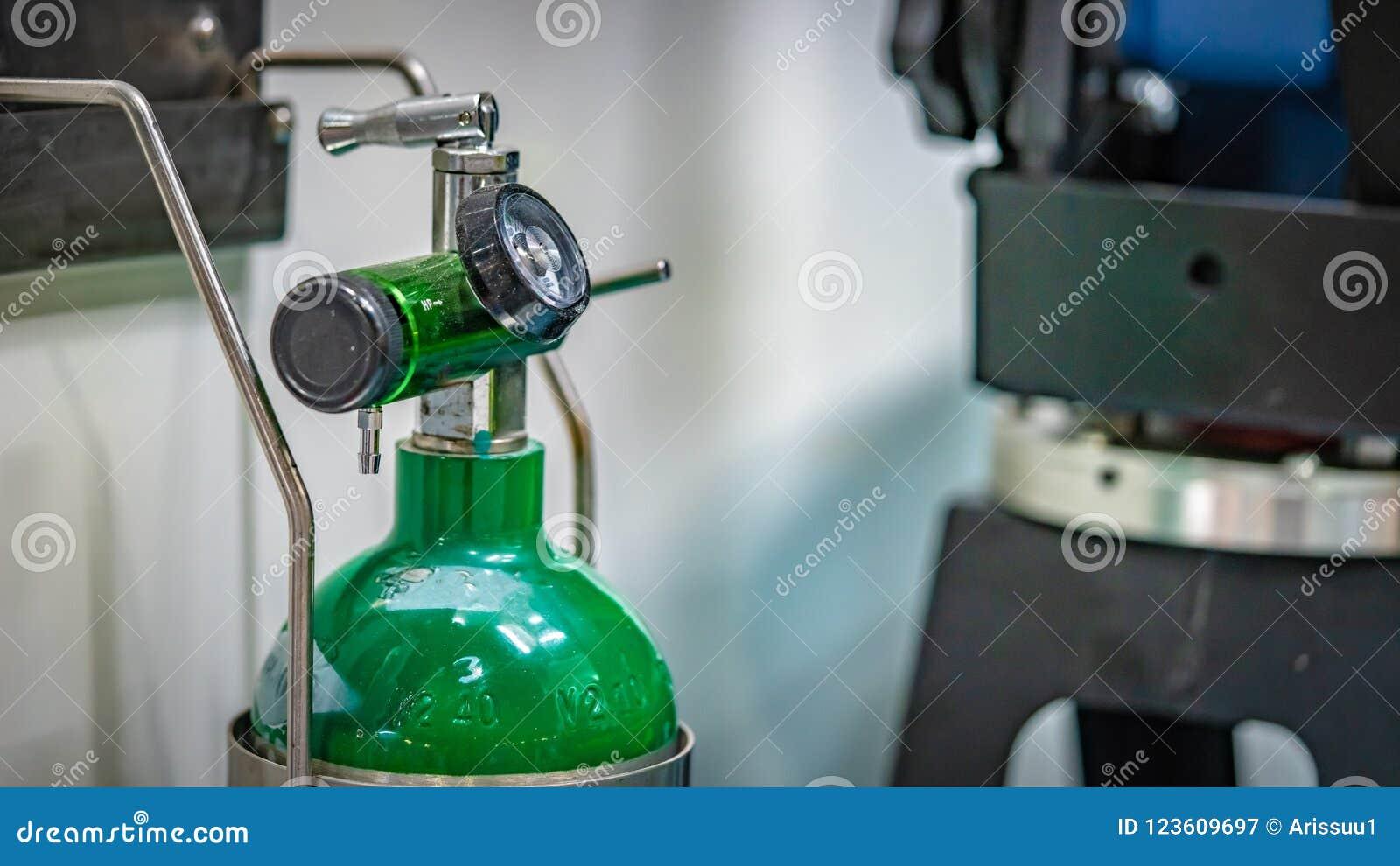 Herramienta del instrumento de la válvula de gas del laboratorio