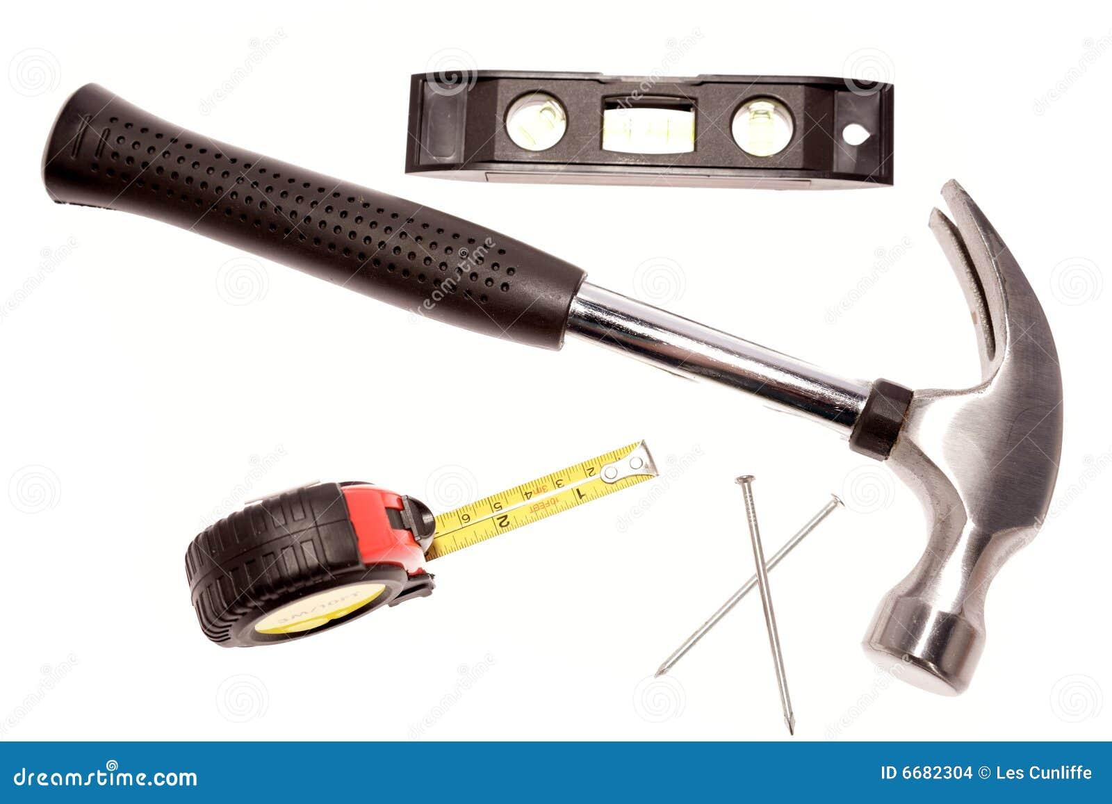 Herramientas de la carpinter a foto de archivo imagen de - Herramientas de carpinteria nombres ...