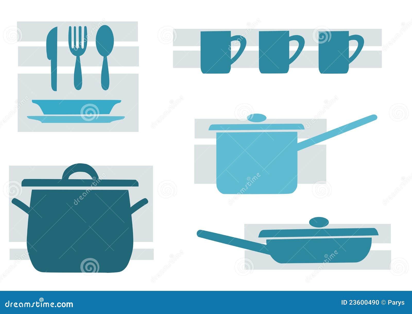 Herramientas de la cocina foto de archivo imagen 23600490 for Herramientas de cocina