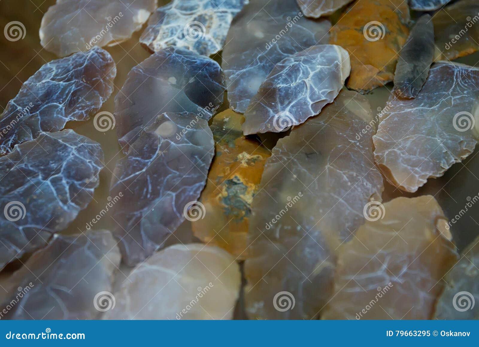 Herramientas de la Edad de Piedra
