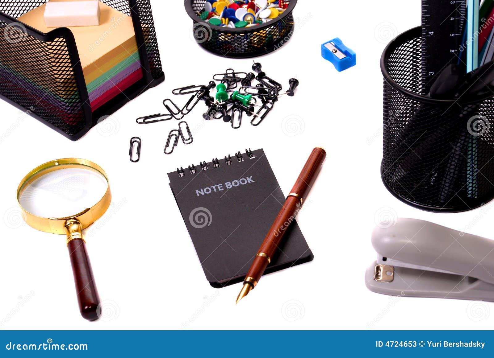 Herramientas de la oficina fotos de archivo imagen 4724653 for Herramientas de oficina