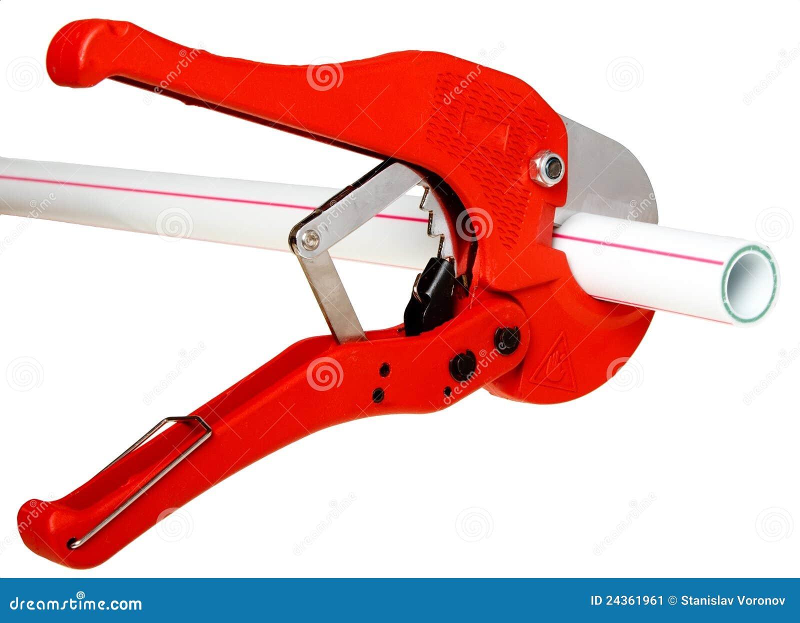 Herramientas para cortar los tubos del polipropileno for Herramientas para desatascar tuberias