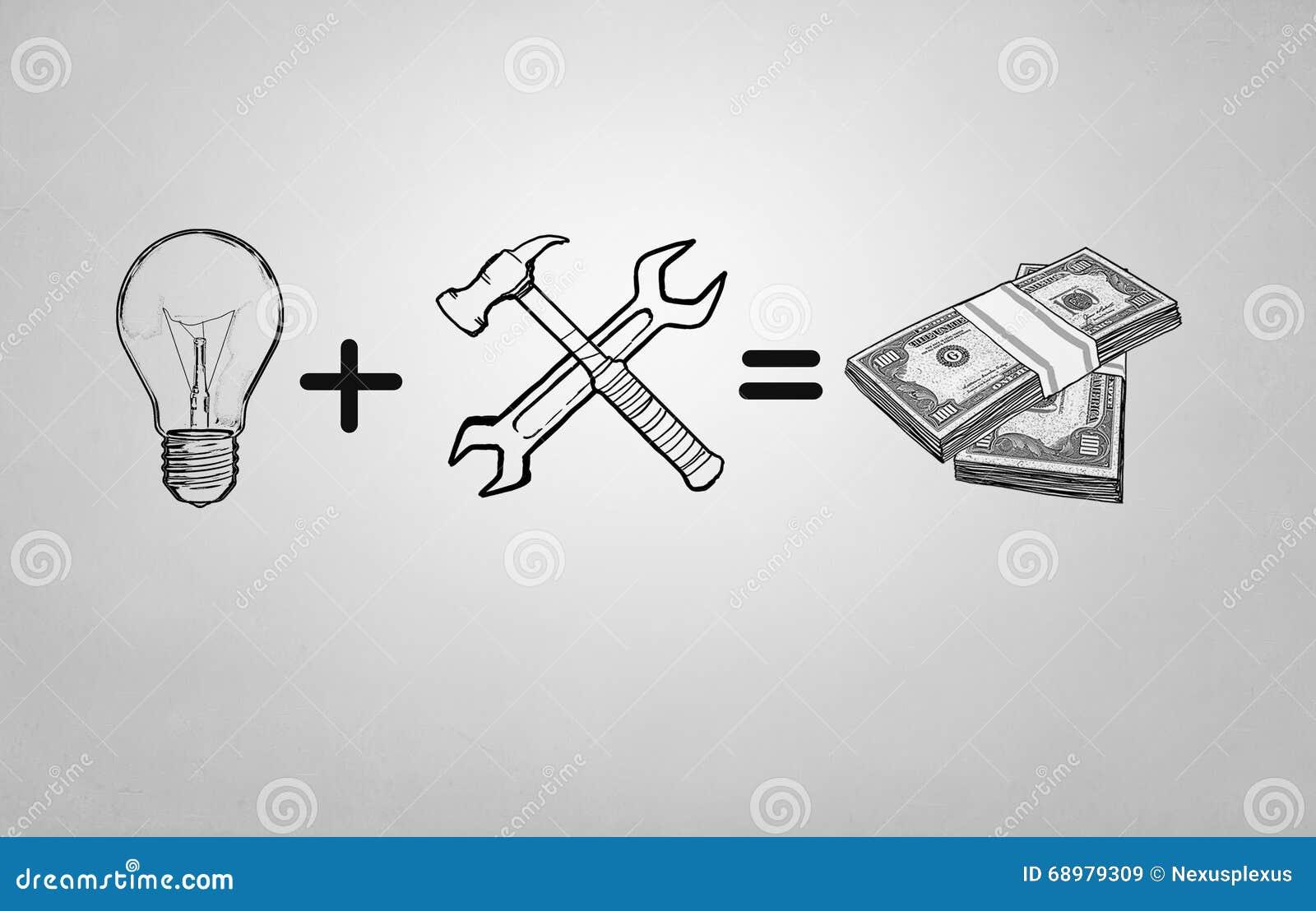Herramientas para la fabricación del dinero