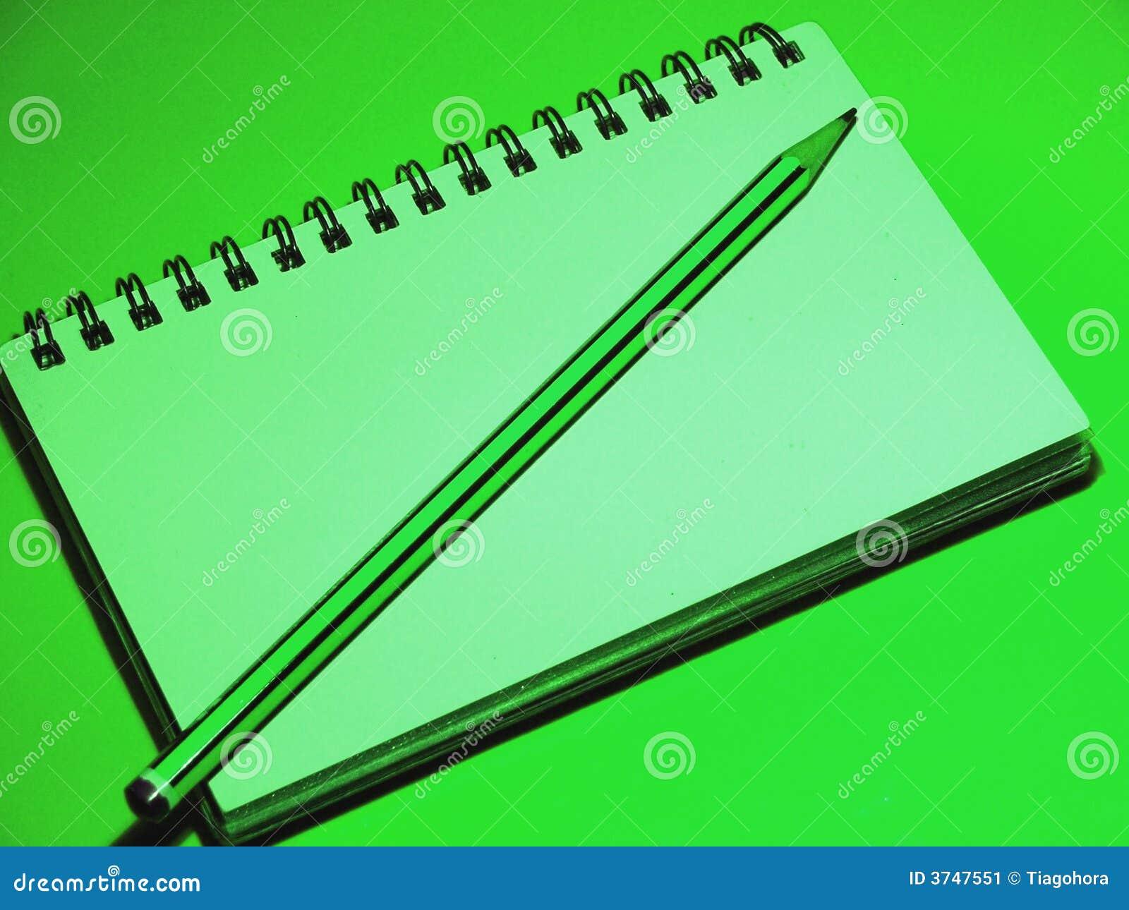 Herramientas verdes de la oficina imagen de archivo for Herramientas de oficina