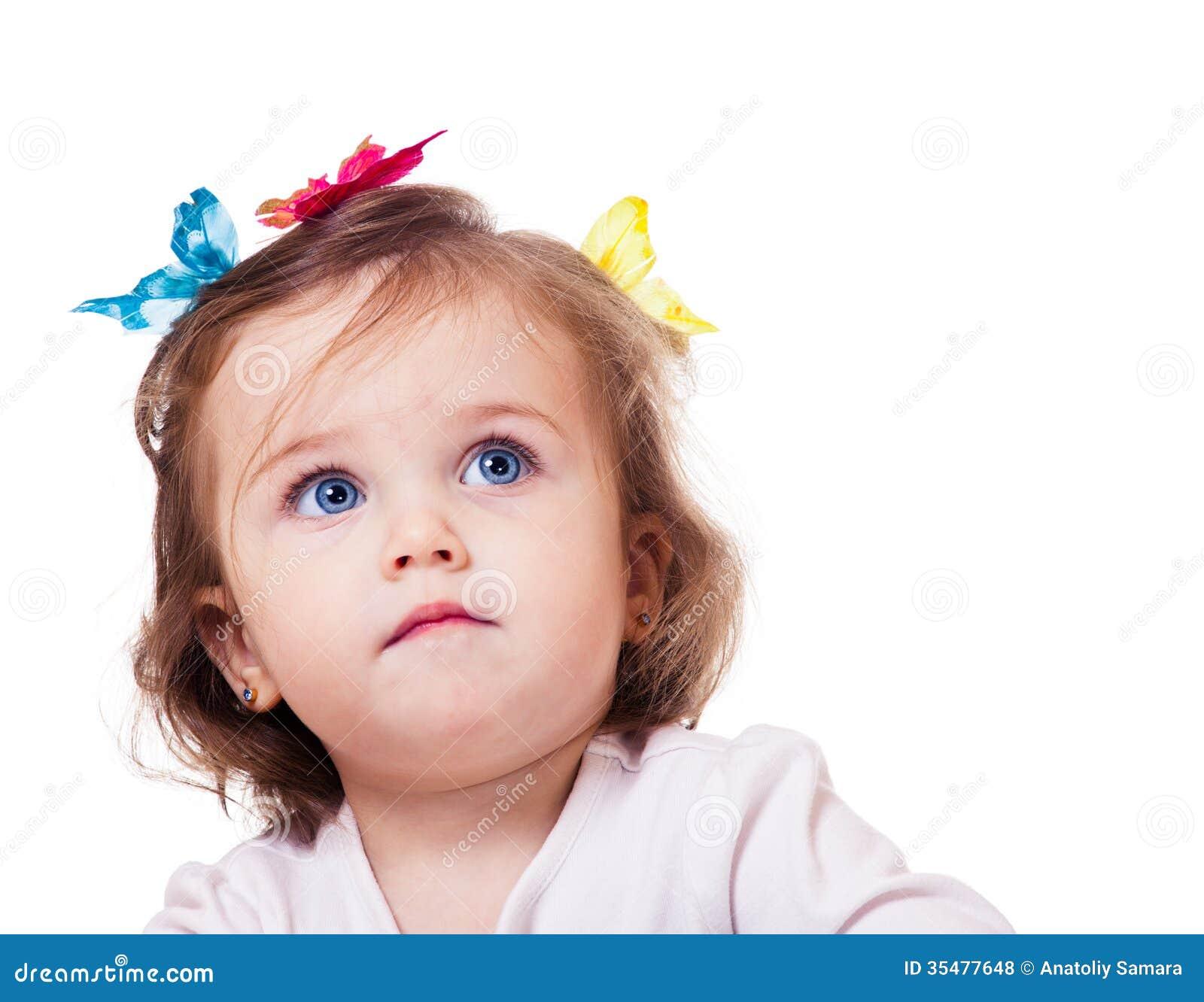 Herrliches kleines Mädchen