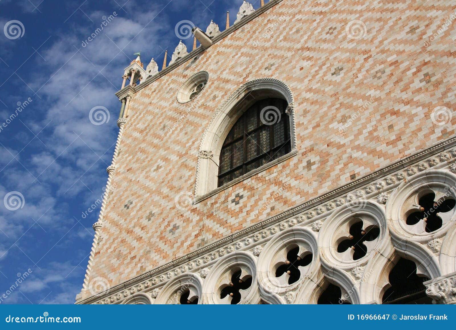 Hertogelijk Paleis in Venetië (Italië)