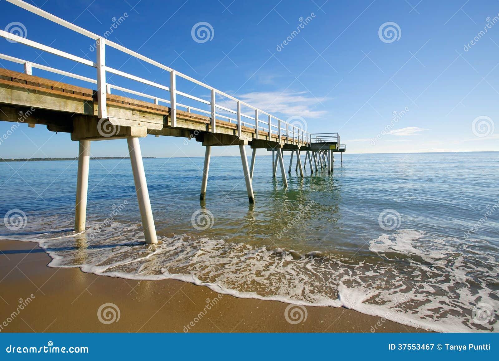 Hervey Bay Australia  city pictures gallery : Hervey Bay Australia Fotografia Stock Libera da Diritti Immagine ...