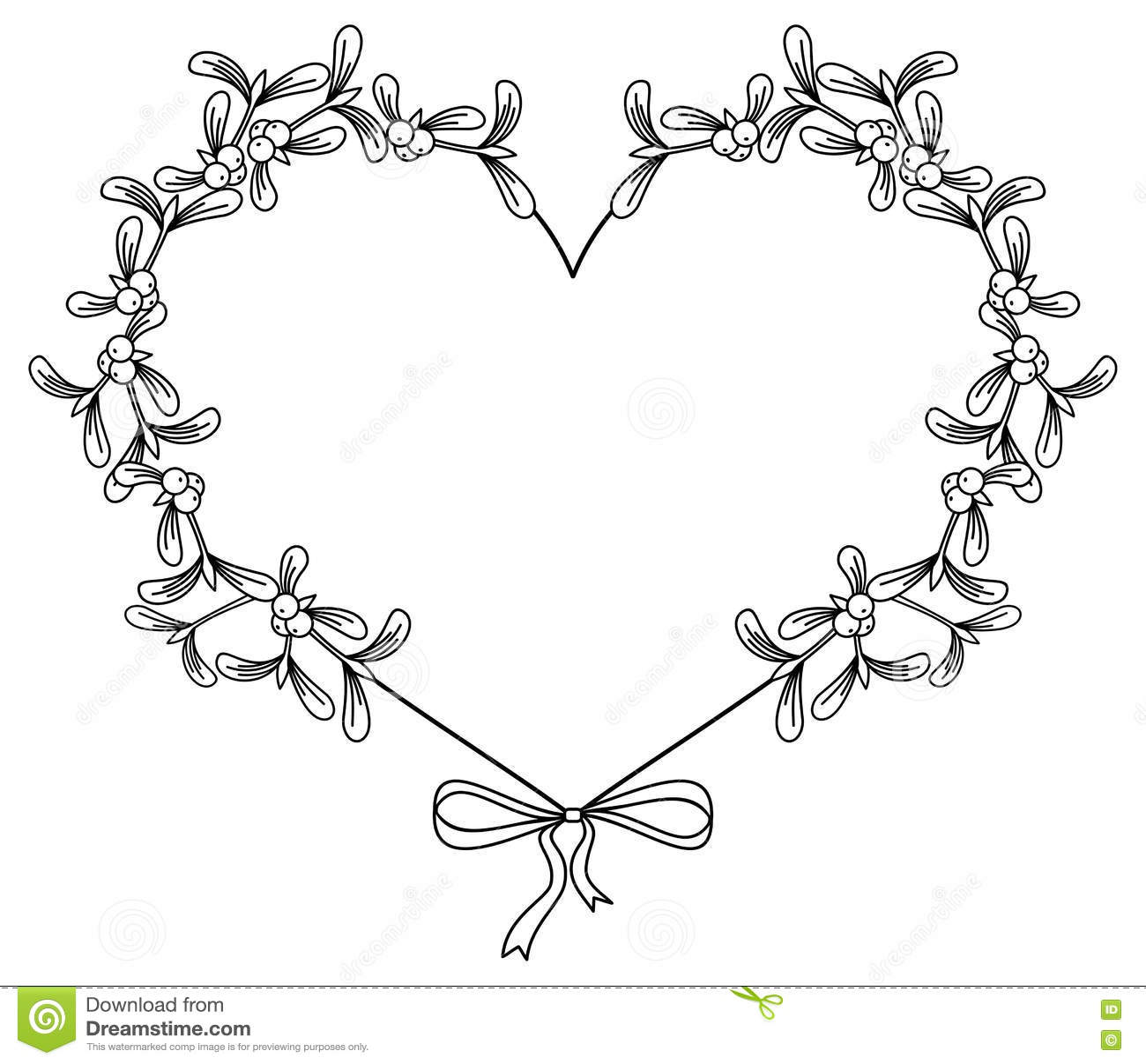Herz Rahmen Hintergrund Stock Photos - Royalty Free Images