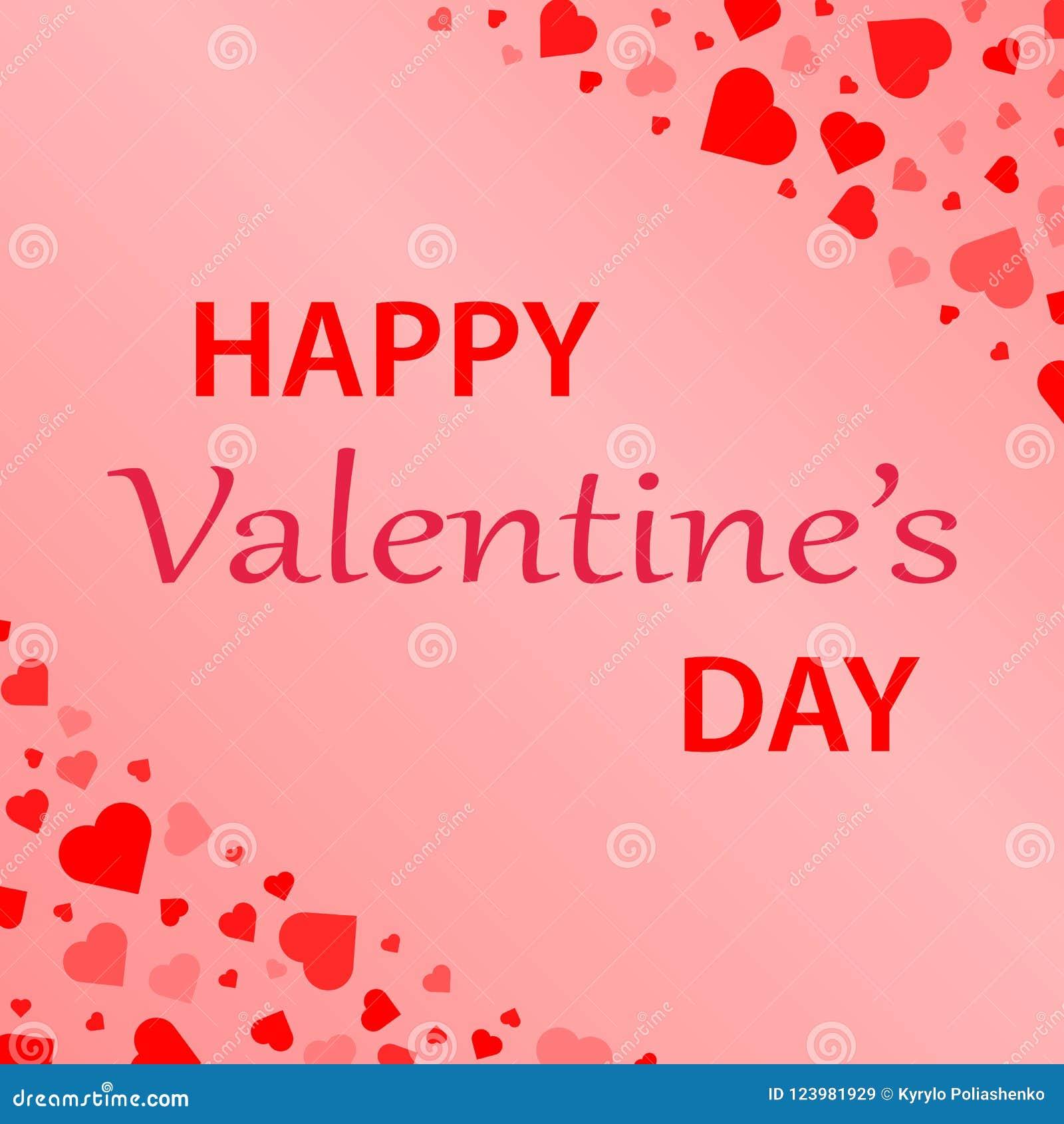 Herz-Konfettis valentines