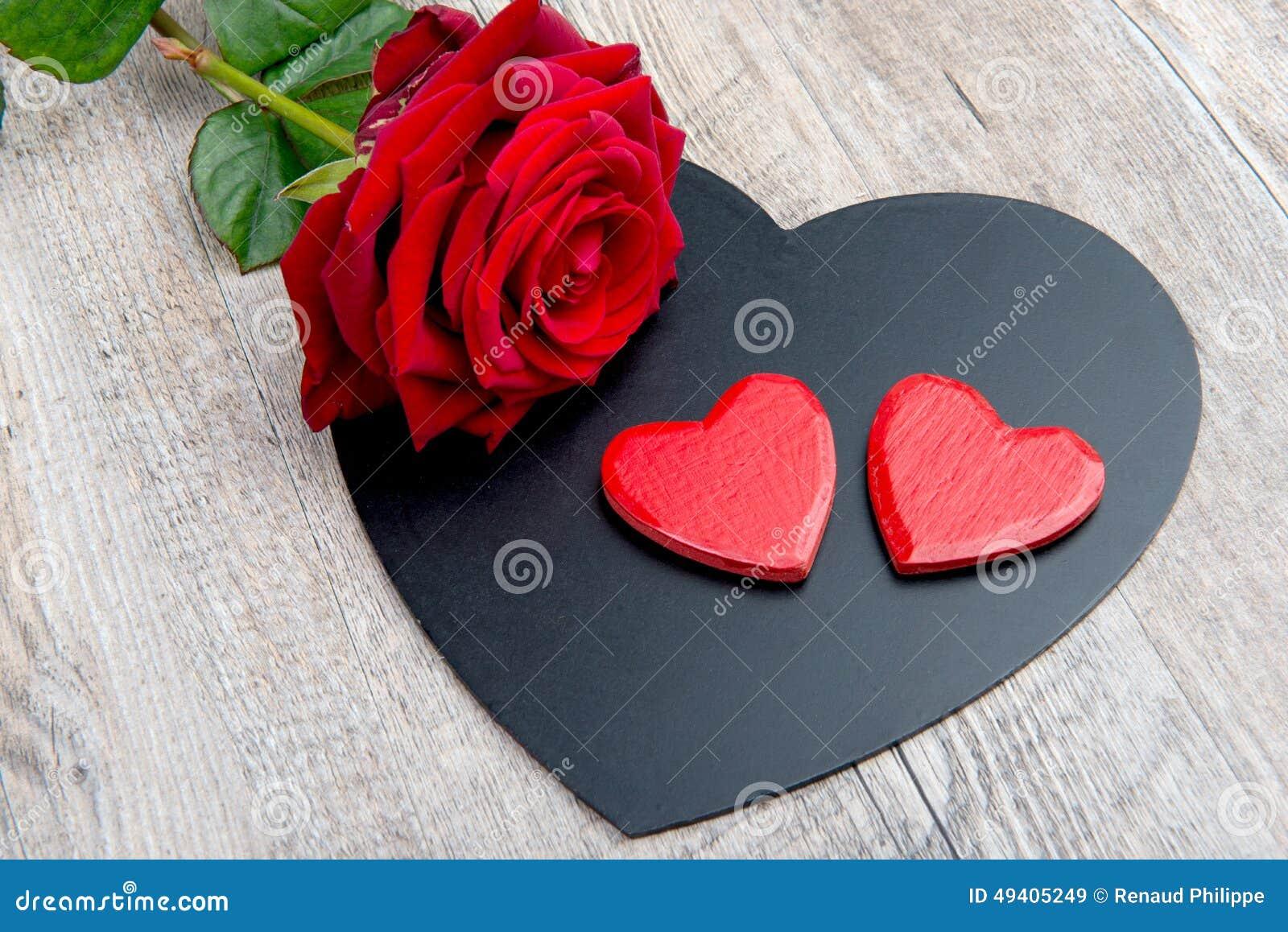 Download Herzen Und Stiegen Für Valentinstag Stockbild - Bild von schön, geschenk: 49405249