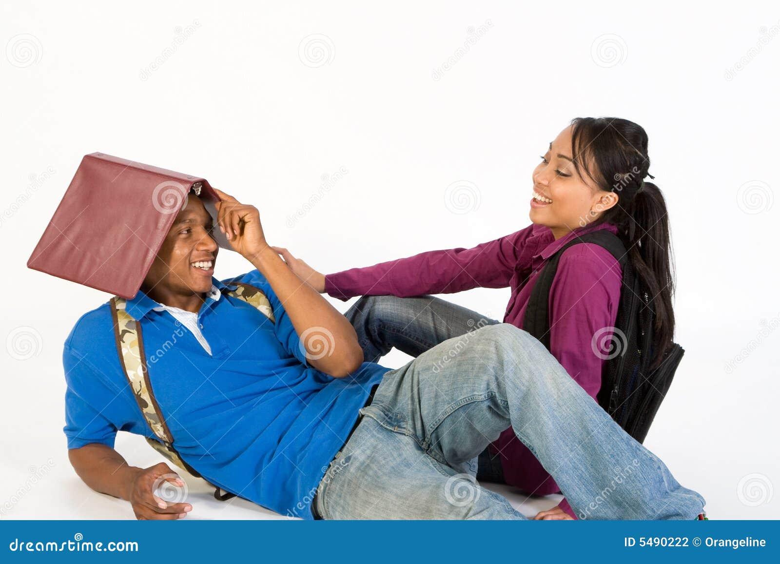 Flirten op school 2