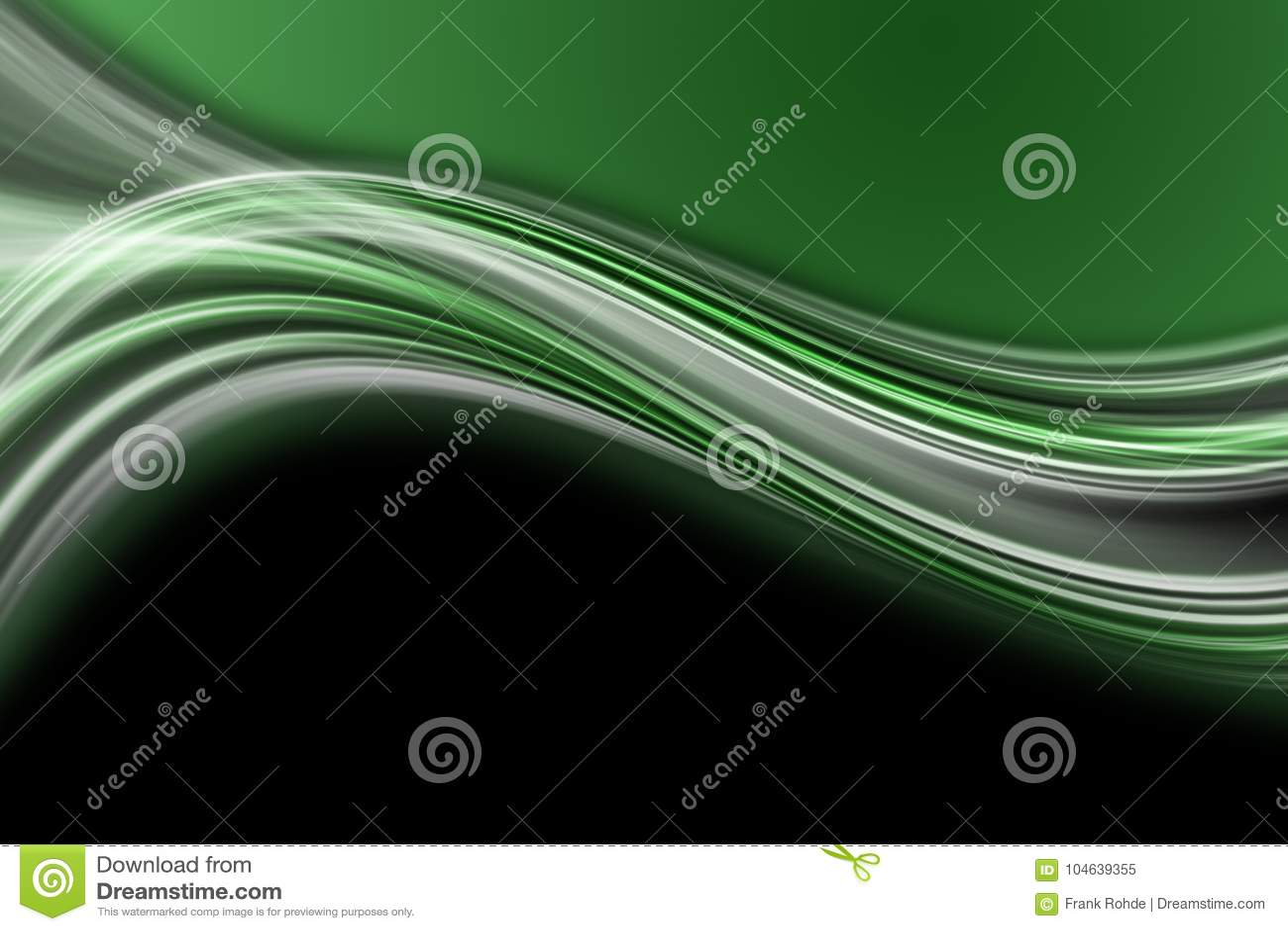 Download Het Abstracte Ontwerp Van De Ecogolf Stock Illustratie - Illustratie bestaande uit esthetica, energie: 104639355